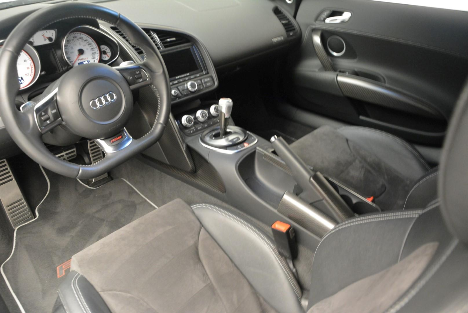 Used 2012 Audi R8 GT (R tronic) For Sale In Westport, CT 115_p13