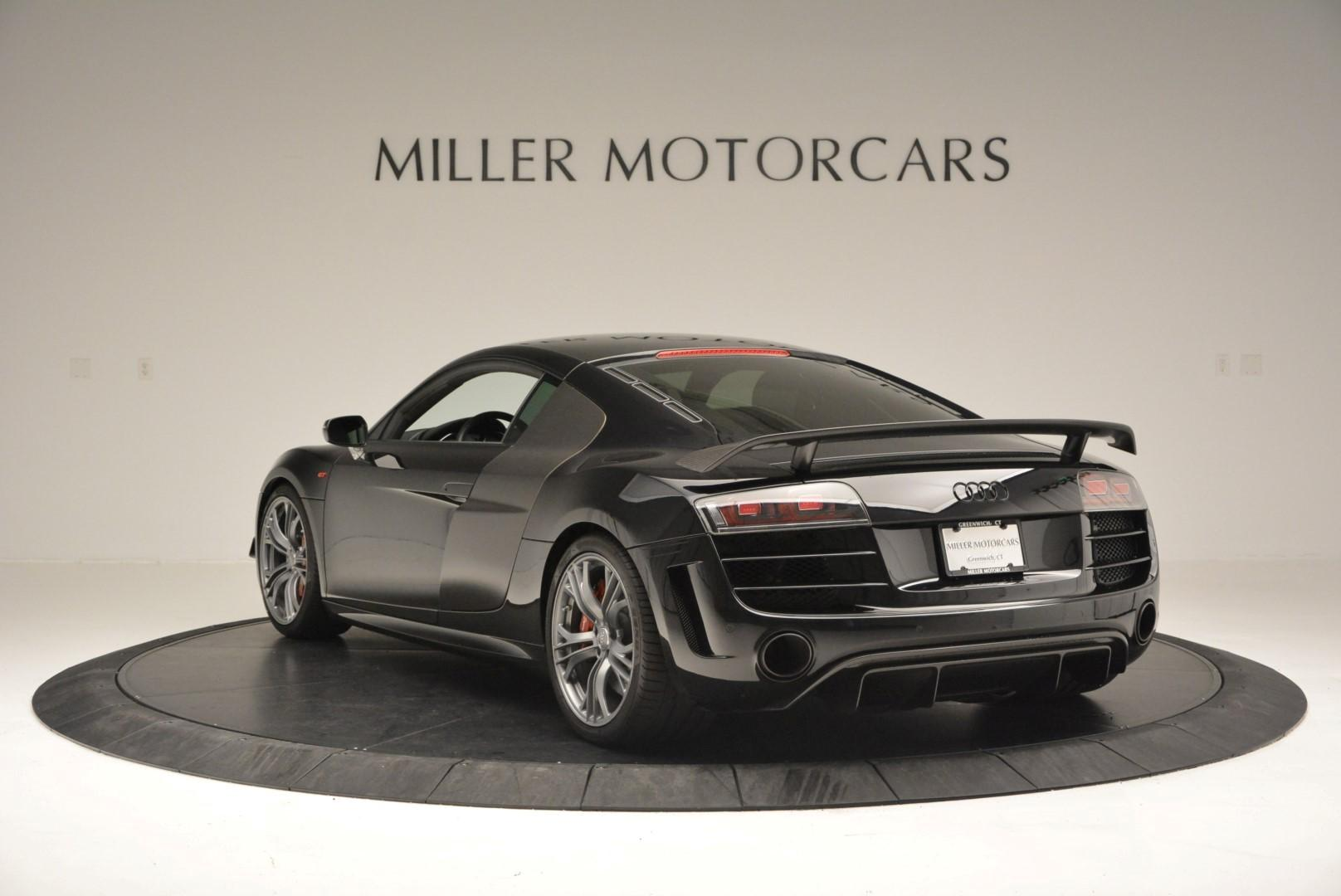 Used 2012 Audi R8 GT (R tronic) For Sale In Westport, CT 115_p5