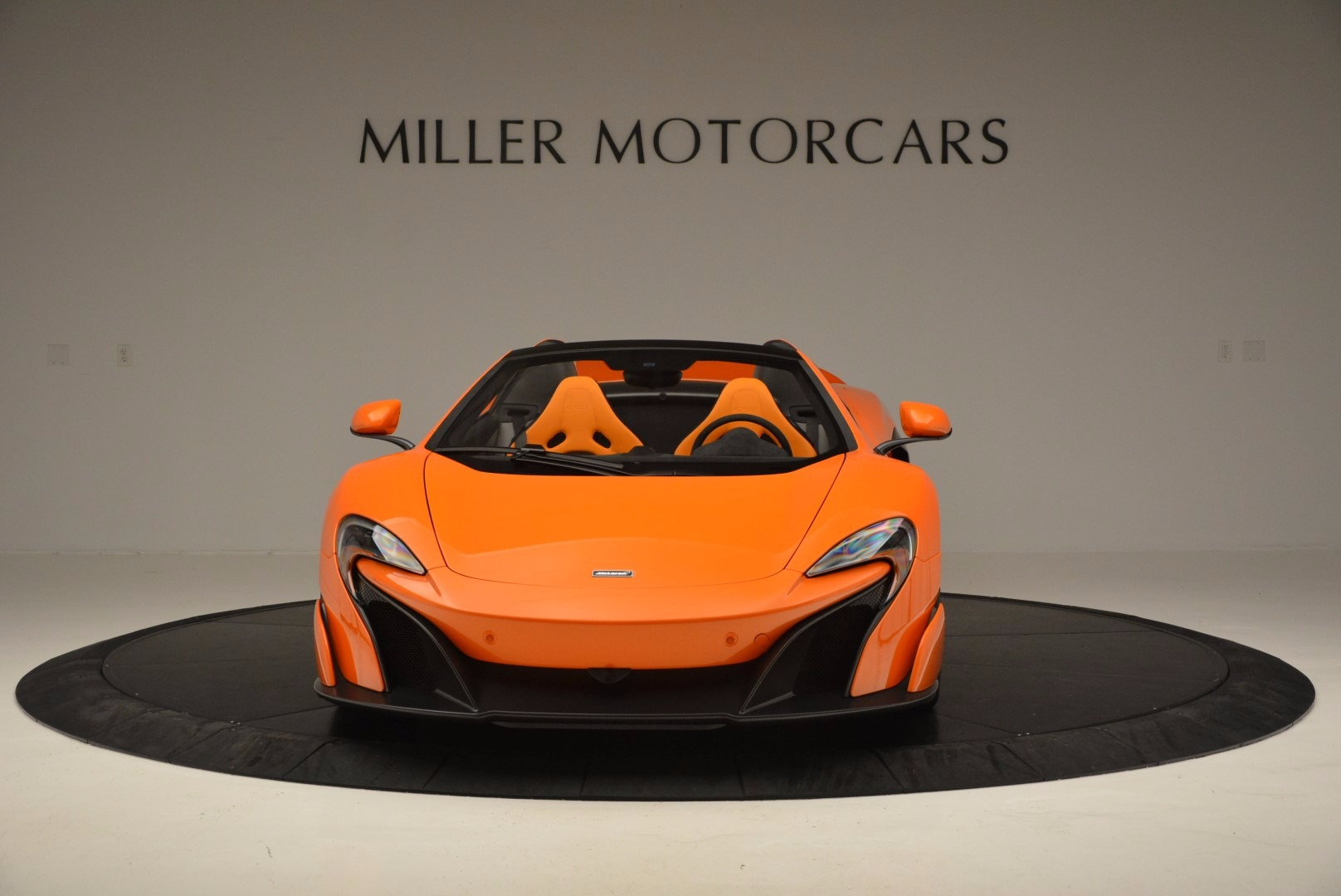 Used 2016 McLaren 675LT Spider Convertible For Sale In Westport, CT 1150_p12