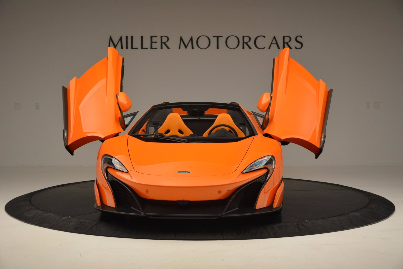 Used 2016 McLaren 675LT Spider Convertible For Sale In Westport, CT 1150_p13