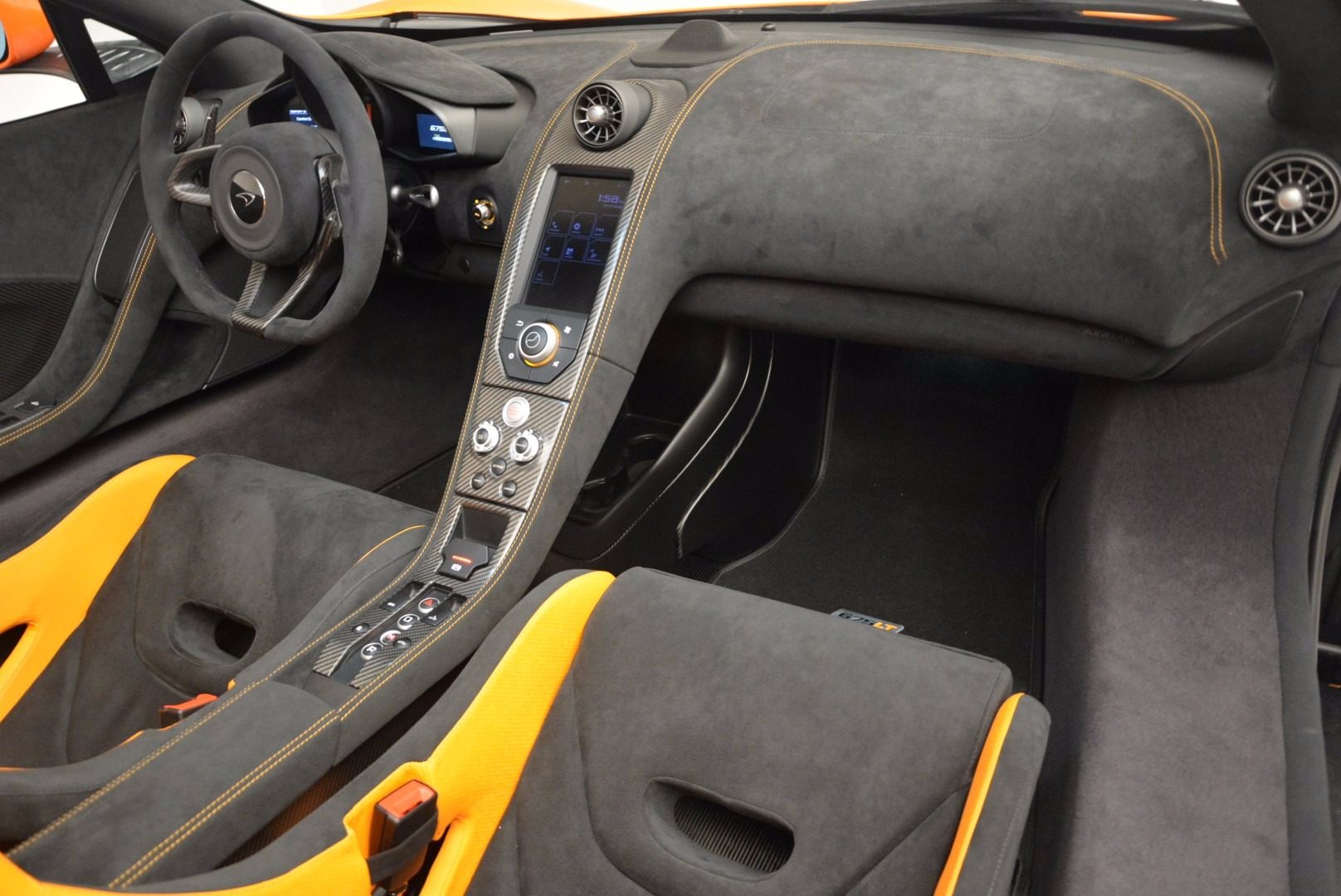 Used 2016 McLaren 675LT Spider Convertible For Sale In Westport, CT 1150_p25