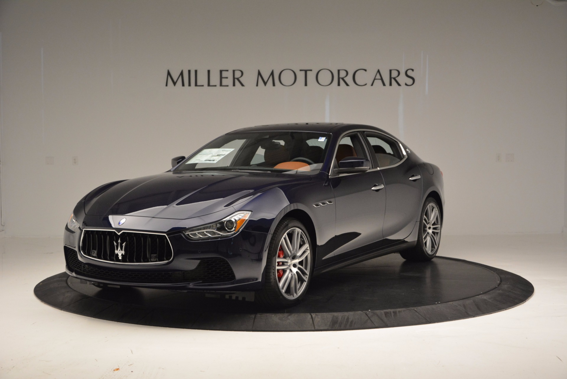 New 2017 Maserati Ghibli S Q4 For Sale In Westport, CT 1153_main