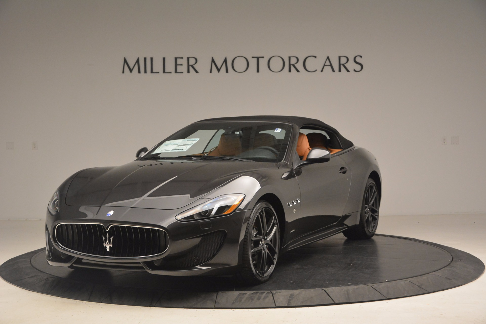 New 2017 Maserati GranTurismo Sport For Sale In Westport, CT 1154_p13