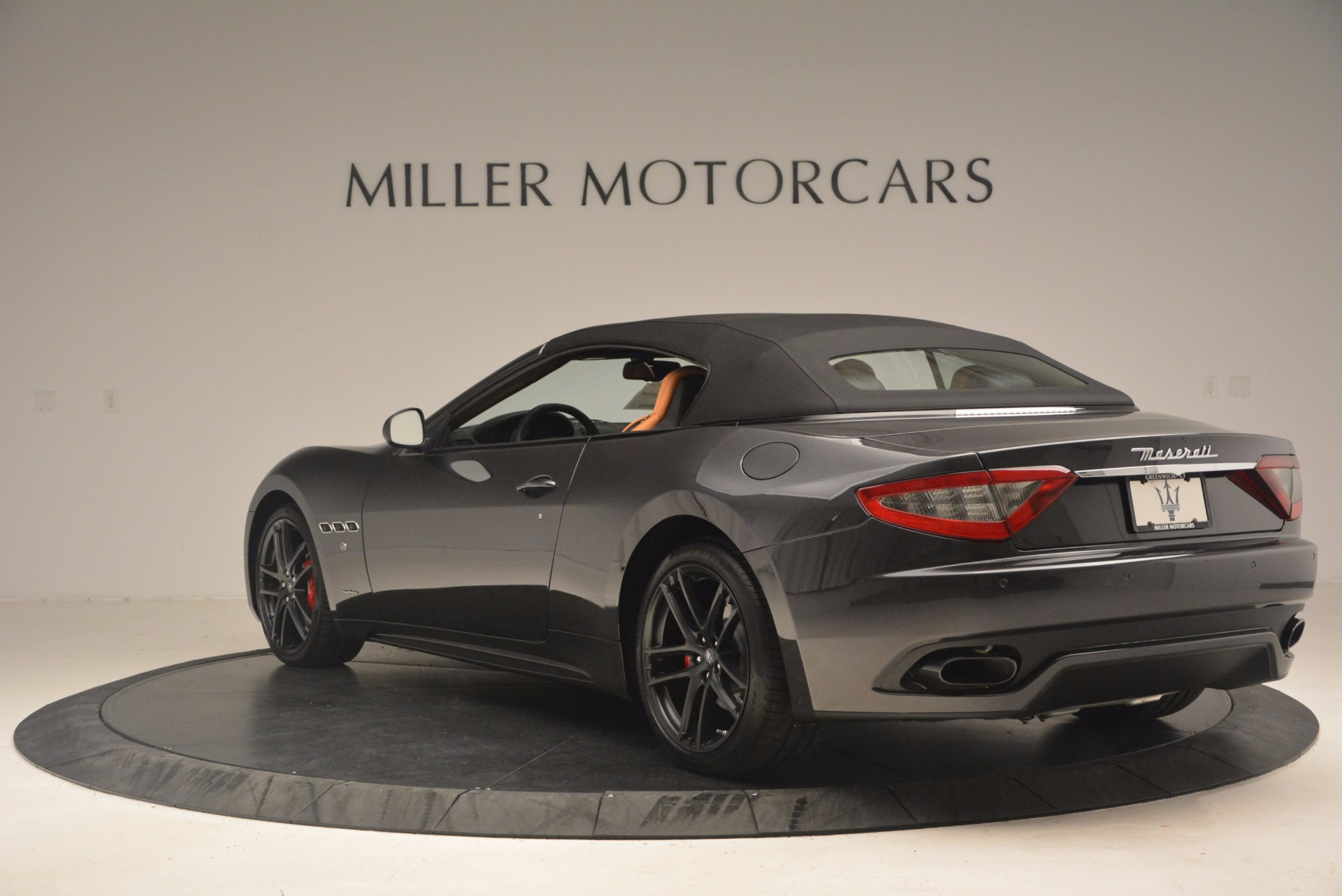 New 2017 Maserati GranTurismo Sport For Sale In Westport, CT 1154_p17