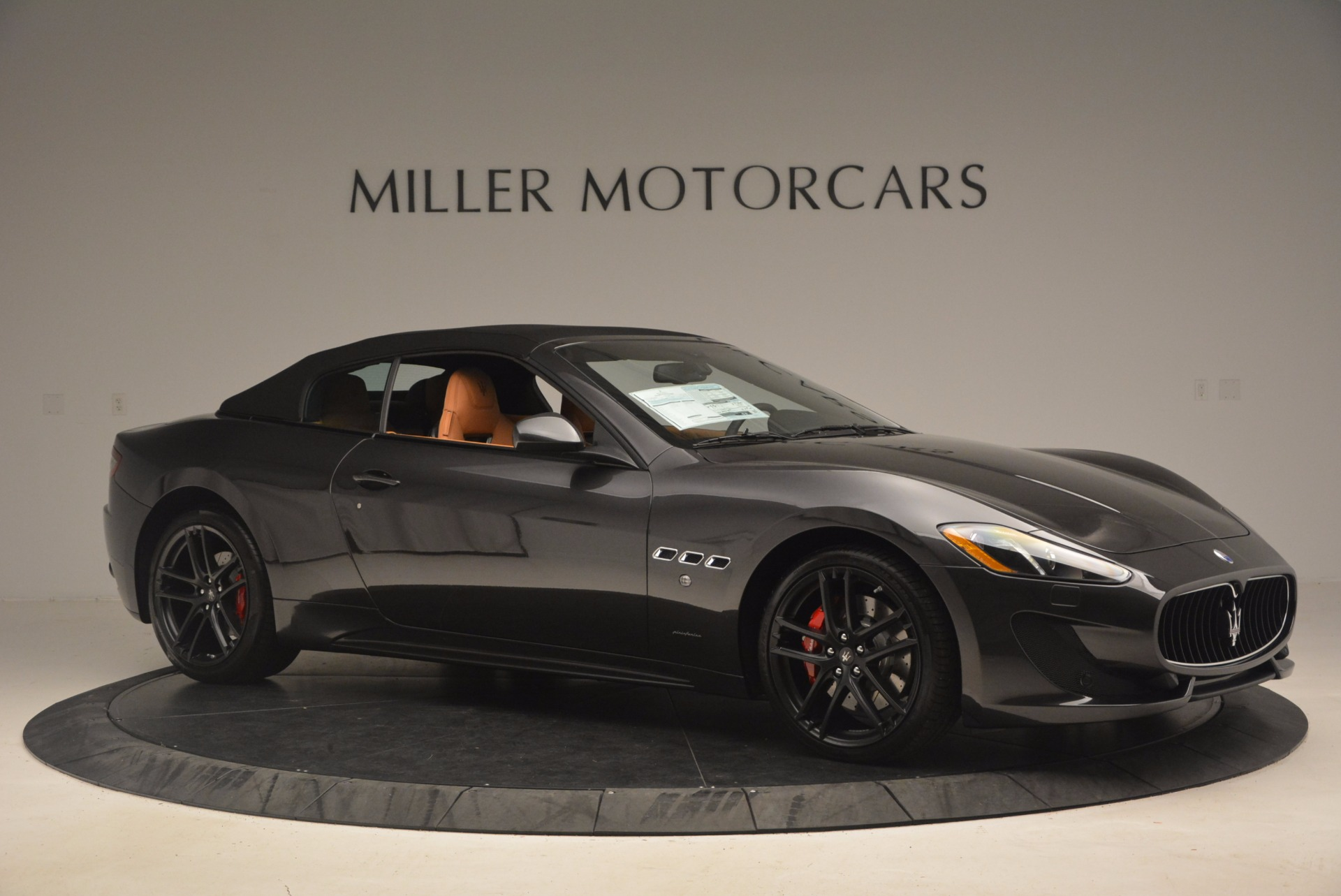 New 2017 Maserati GranTurismo Sport For Sale In Westport, CT 1154_p22