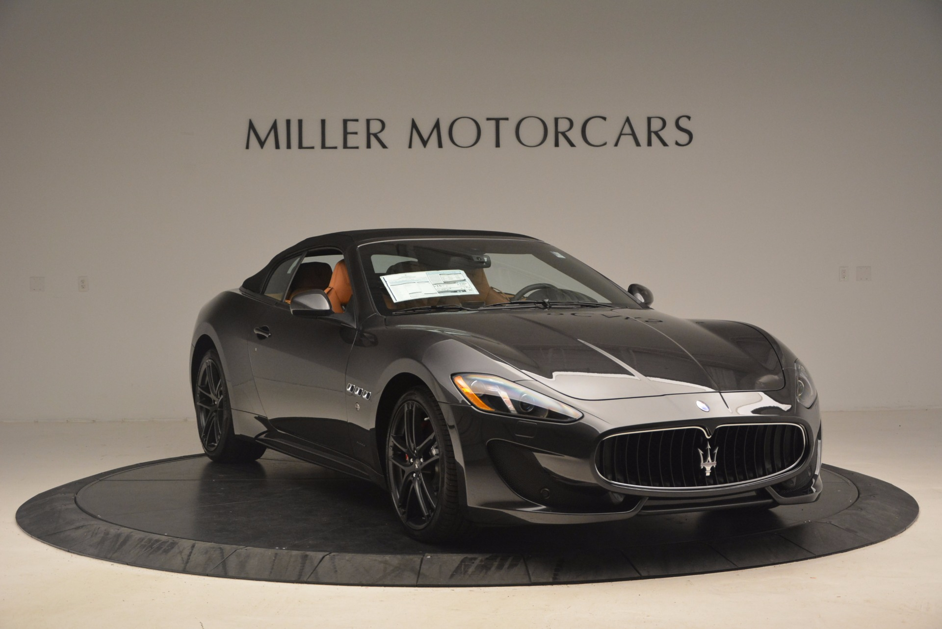 New 2017 Maserati GranTurismo Sport For Sale In Westport, CT 1154_p23