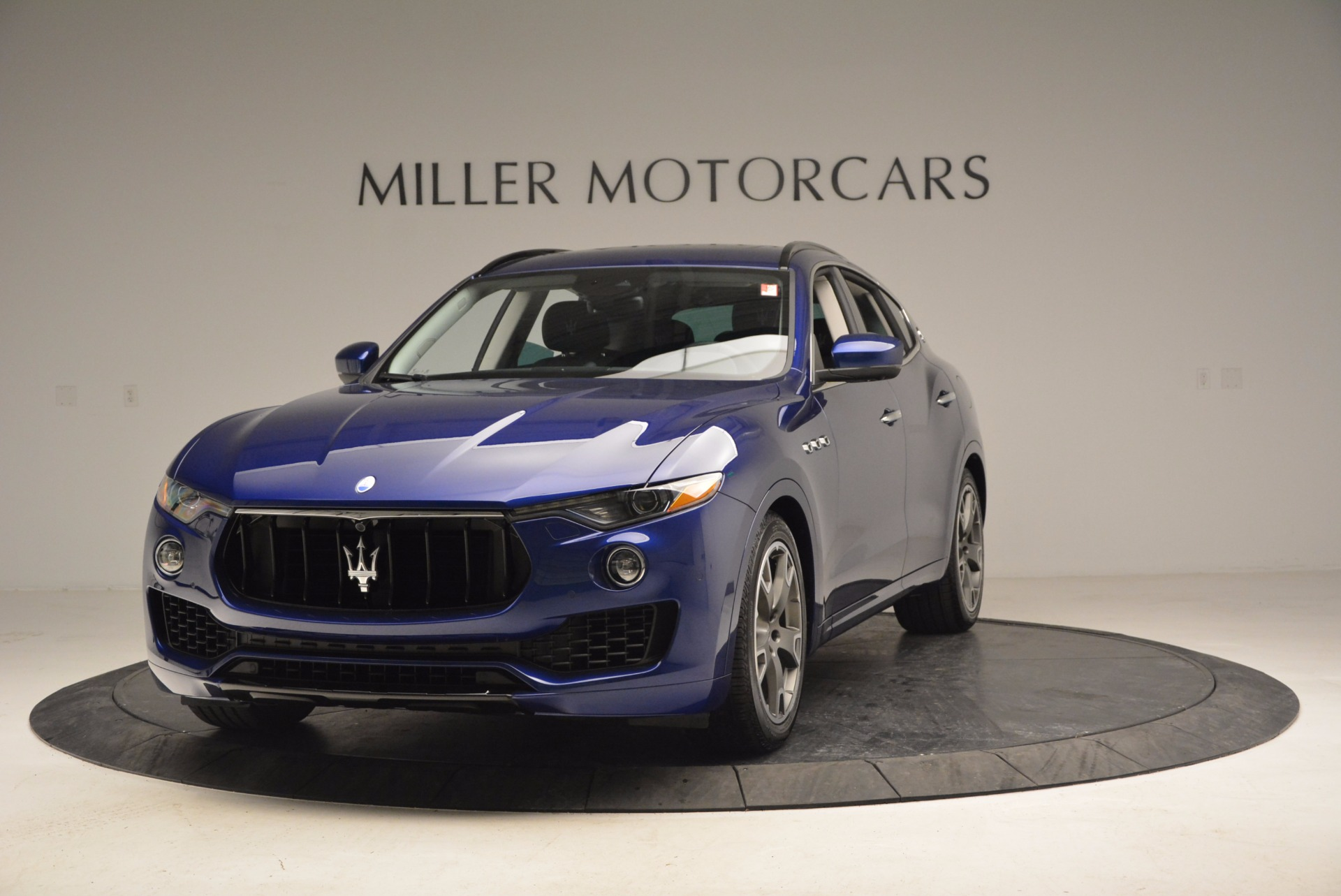 New 2017 Maserati Levante S For Sale In Westport, CT 1155_main
