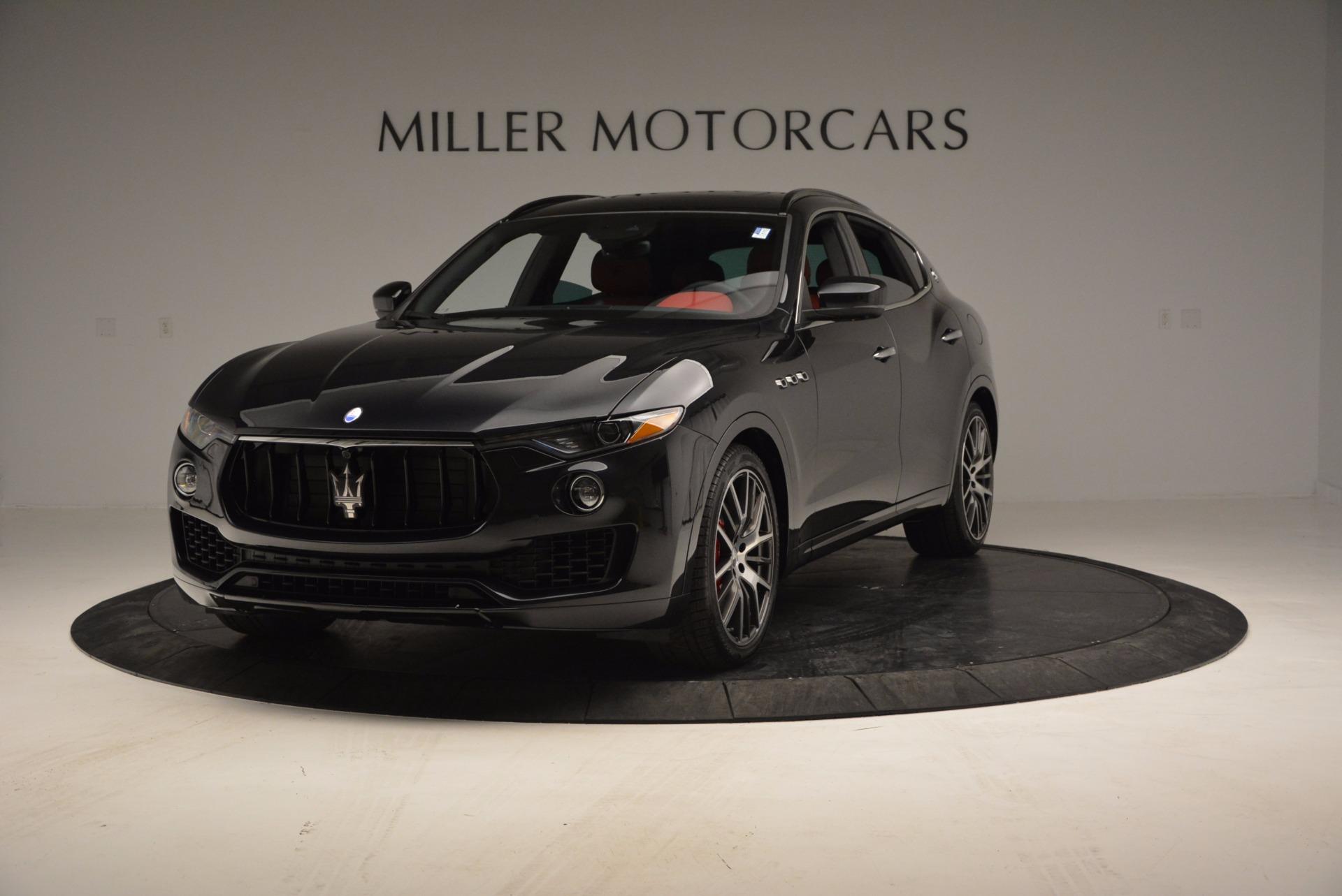 New 2017 Maserati Levante S For Sale In Westport, CT 1156_main