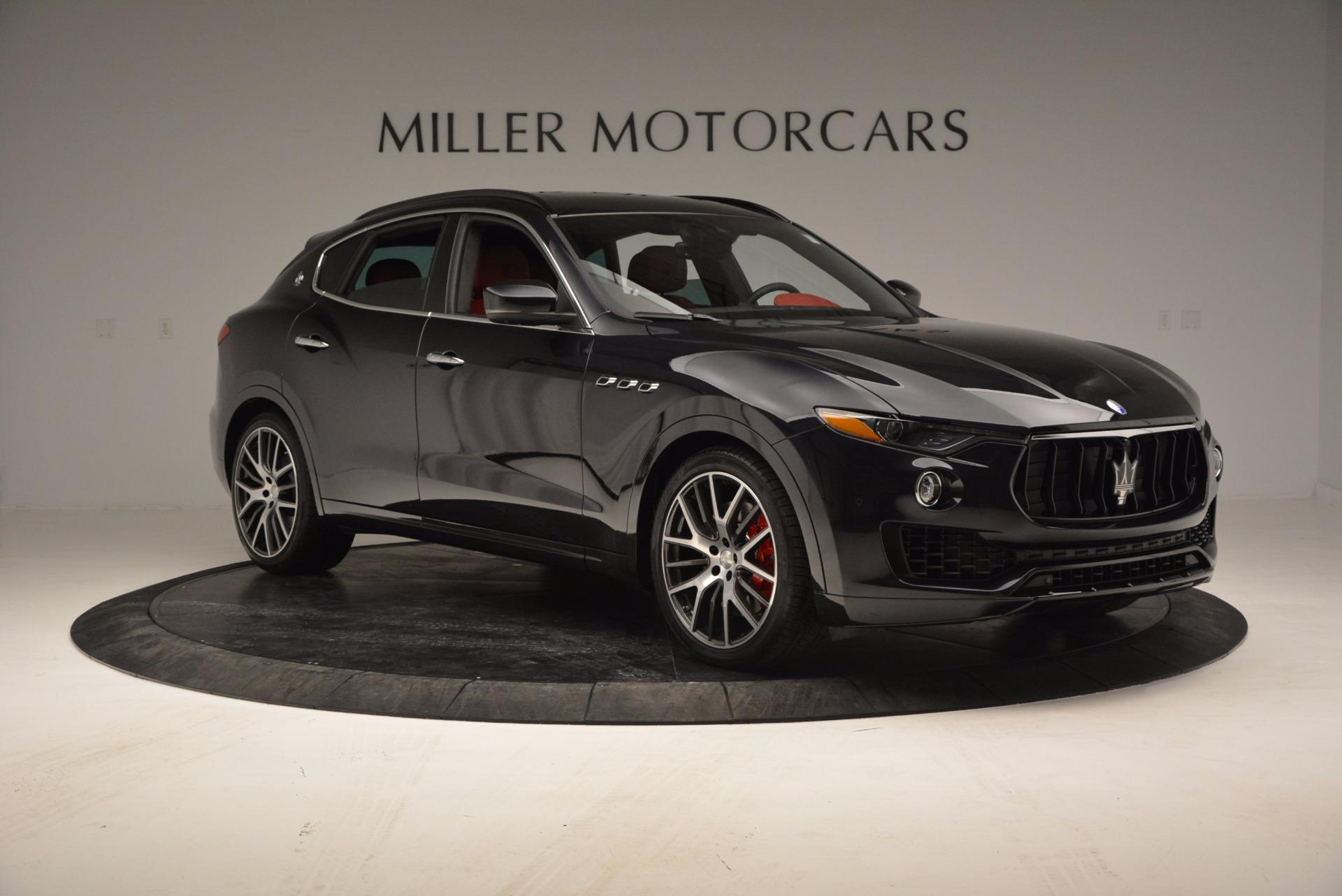 New 2017 Maserati Levante S For Sale In Westport, CT 1156_p11