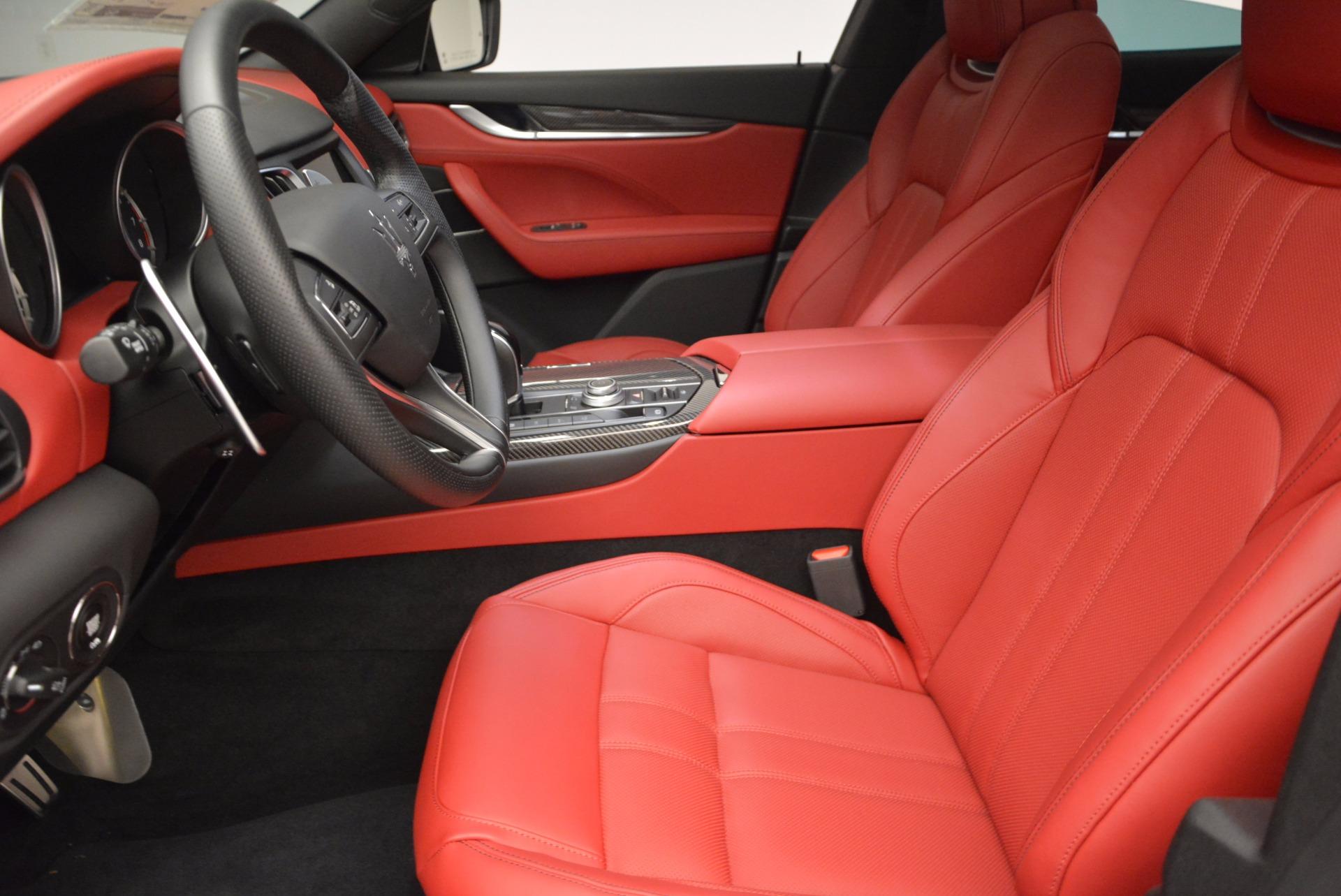 New 2017 Maserati Levante S For Sale In Westport, CT 1156_p15