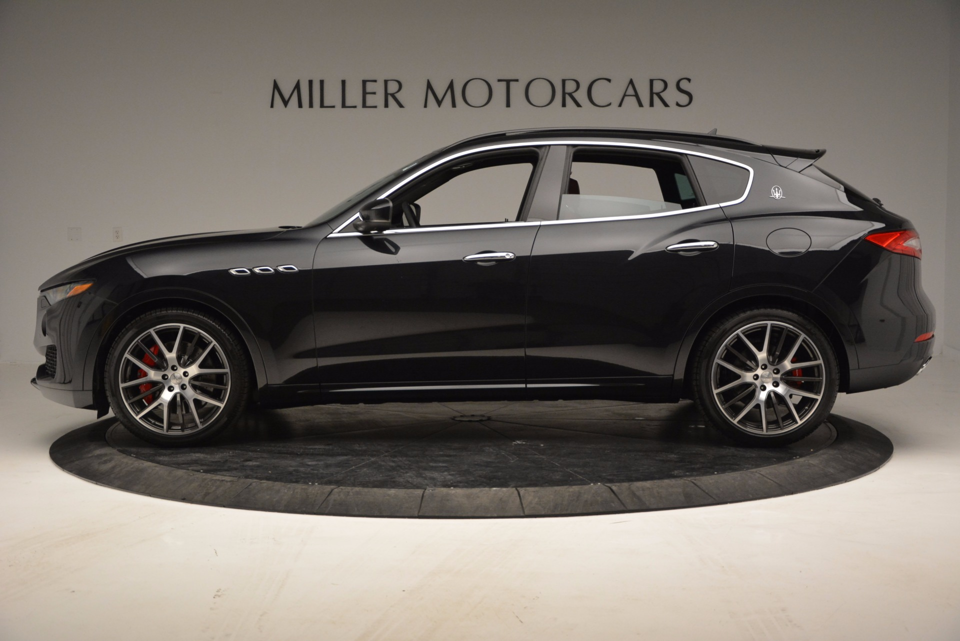 New 2017 Maserati Levante S For Sale In Westport, CT 1156_p3