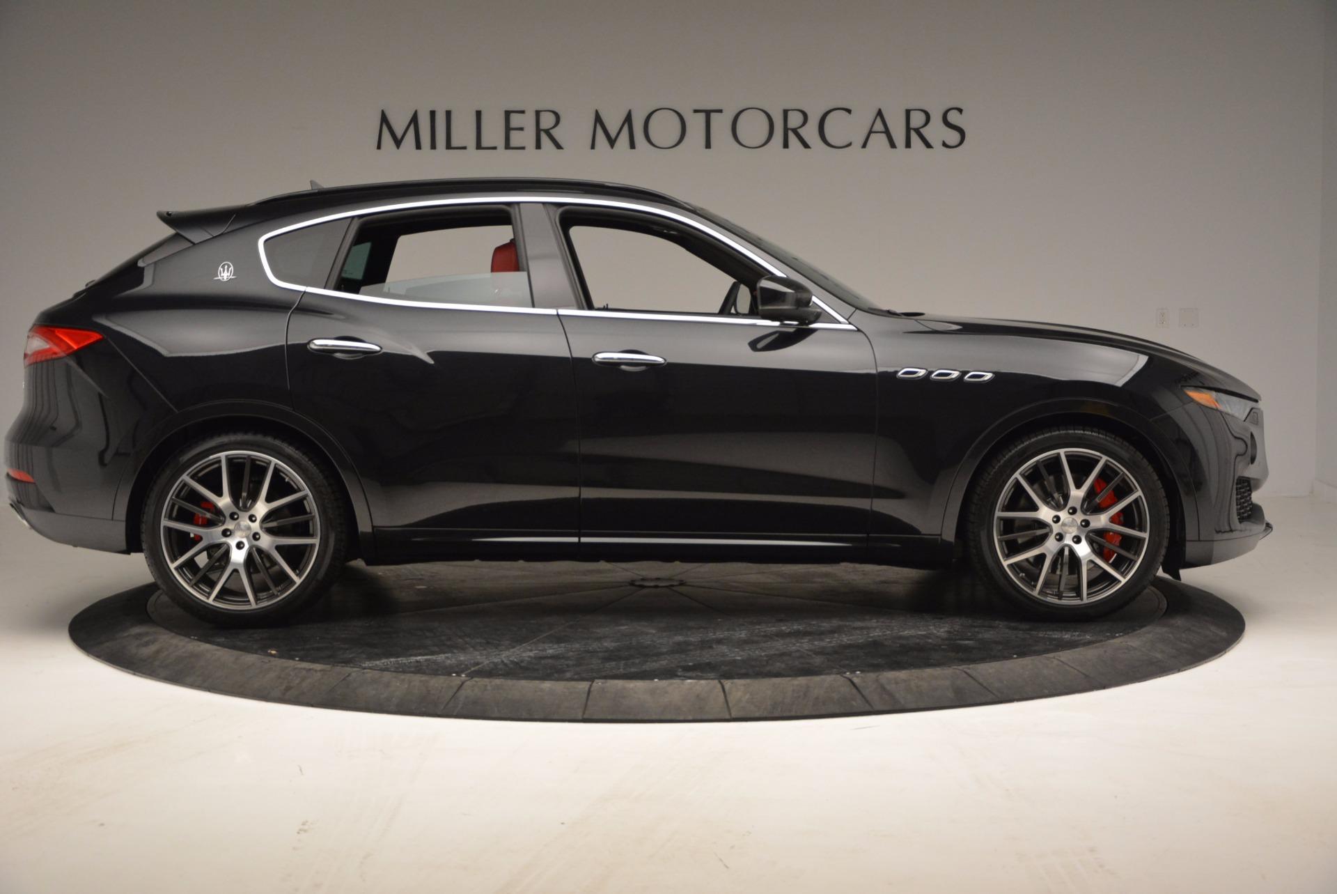 New 2017 Maserati Levante S For Sale In Westport, CT 1156_p9