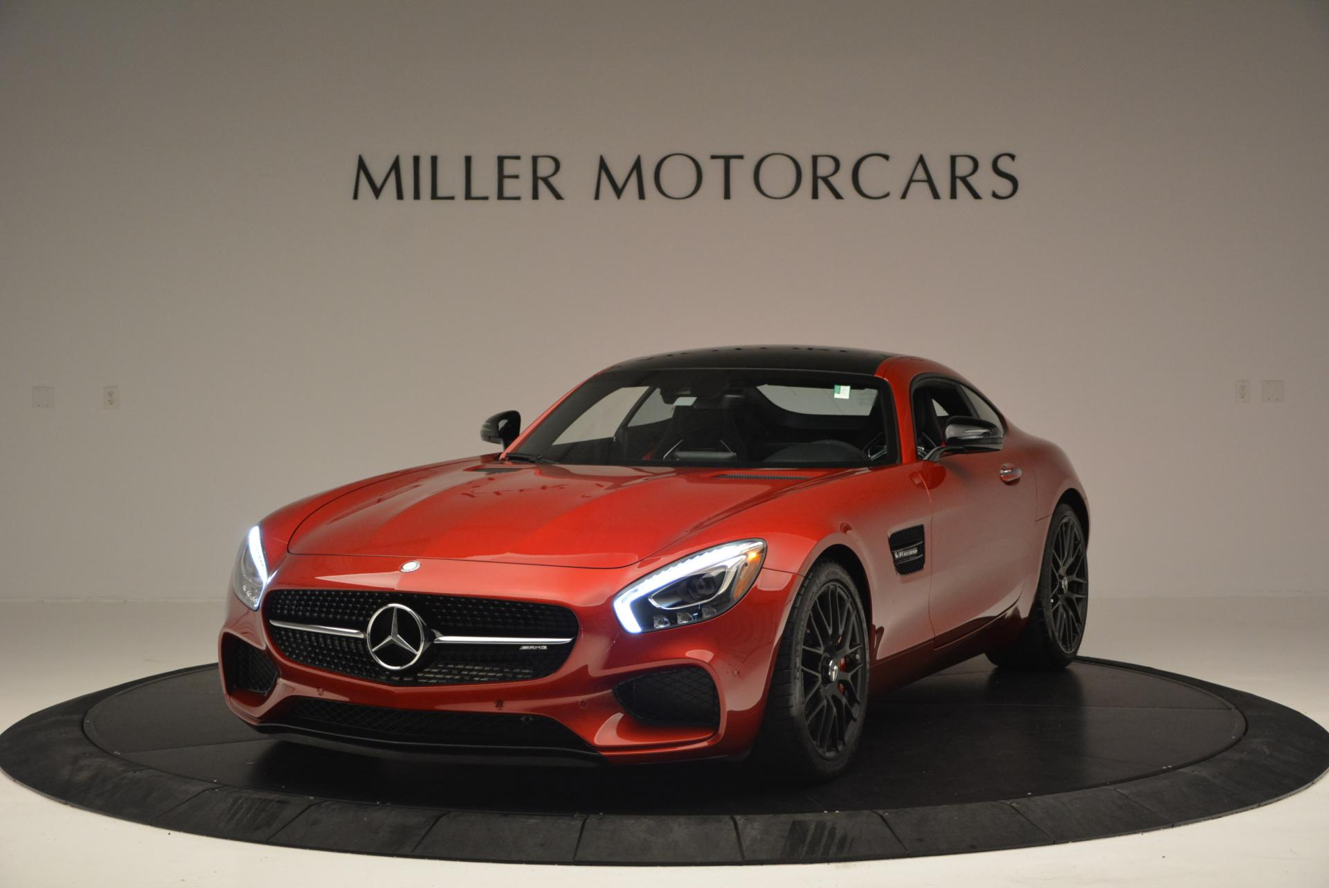 Used 2016 Mercedes Benz AMG GT S S For Sale In Westport, CT 116_main