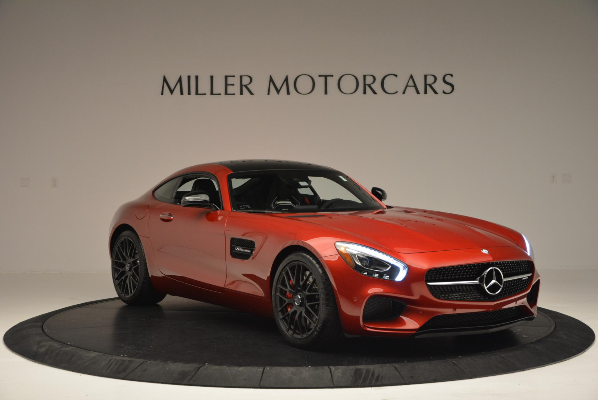Used 2016 Mercedes Benz AMG GT S S For Sale In Westport, CT 116_p11