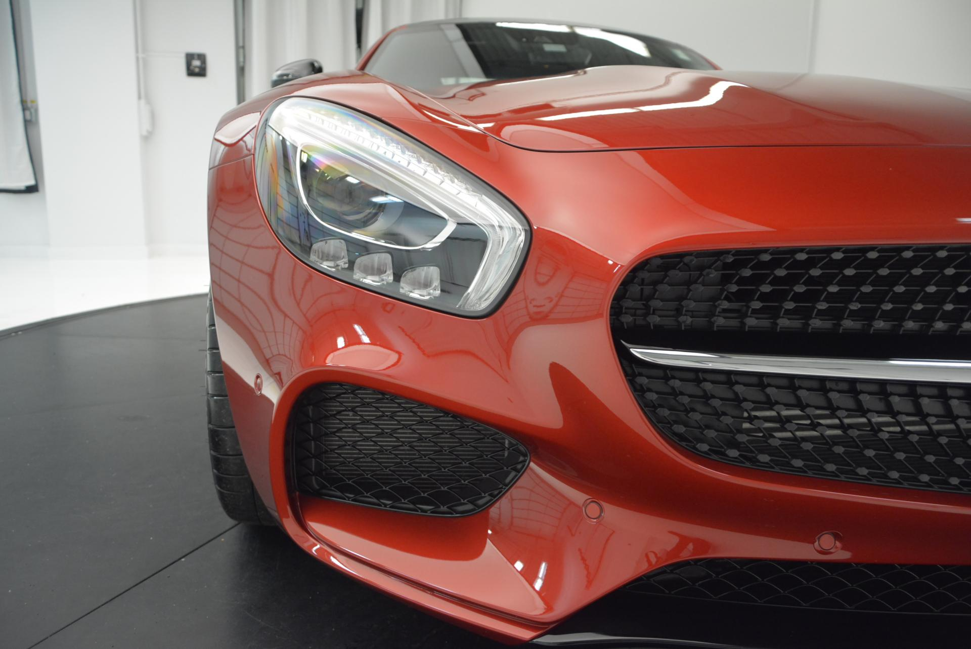 Used 2016 Mercedes Benz AMG GT S S For Sale In Westport, CT 116_p14