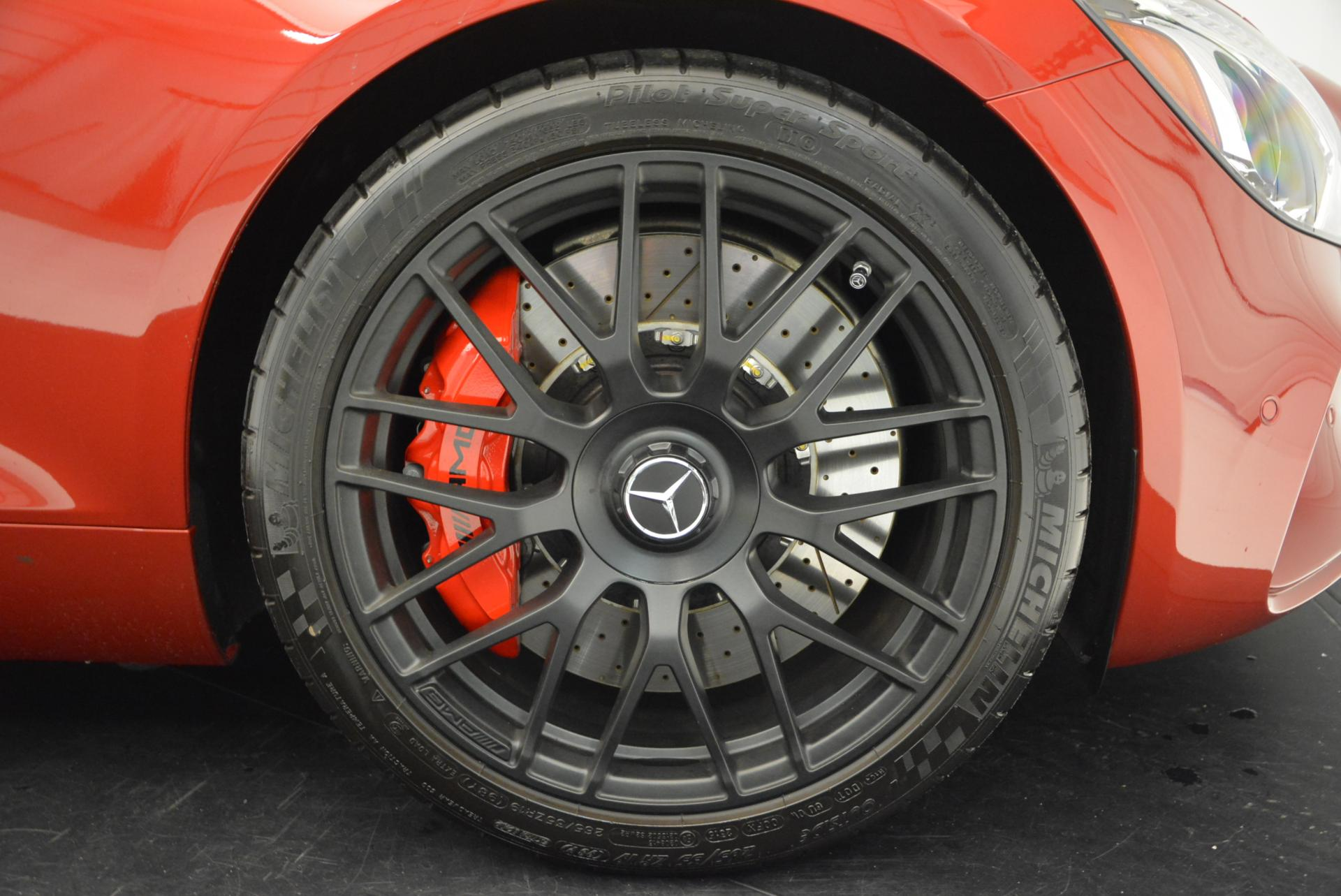 Used 2016 Mercedes Benz AMG GT S S For Sale In Westport, CT 116_p15