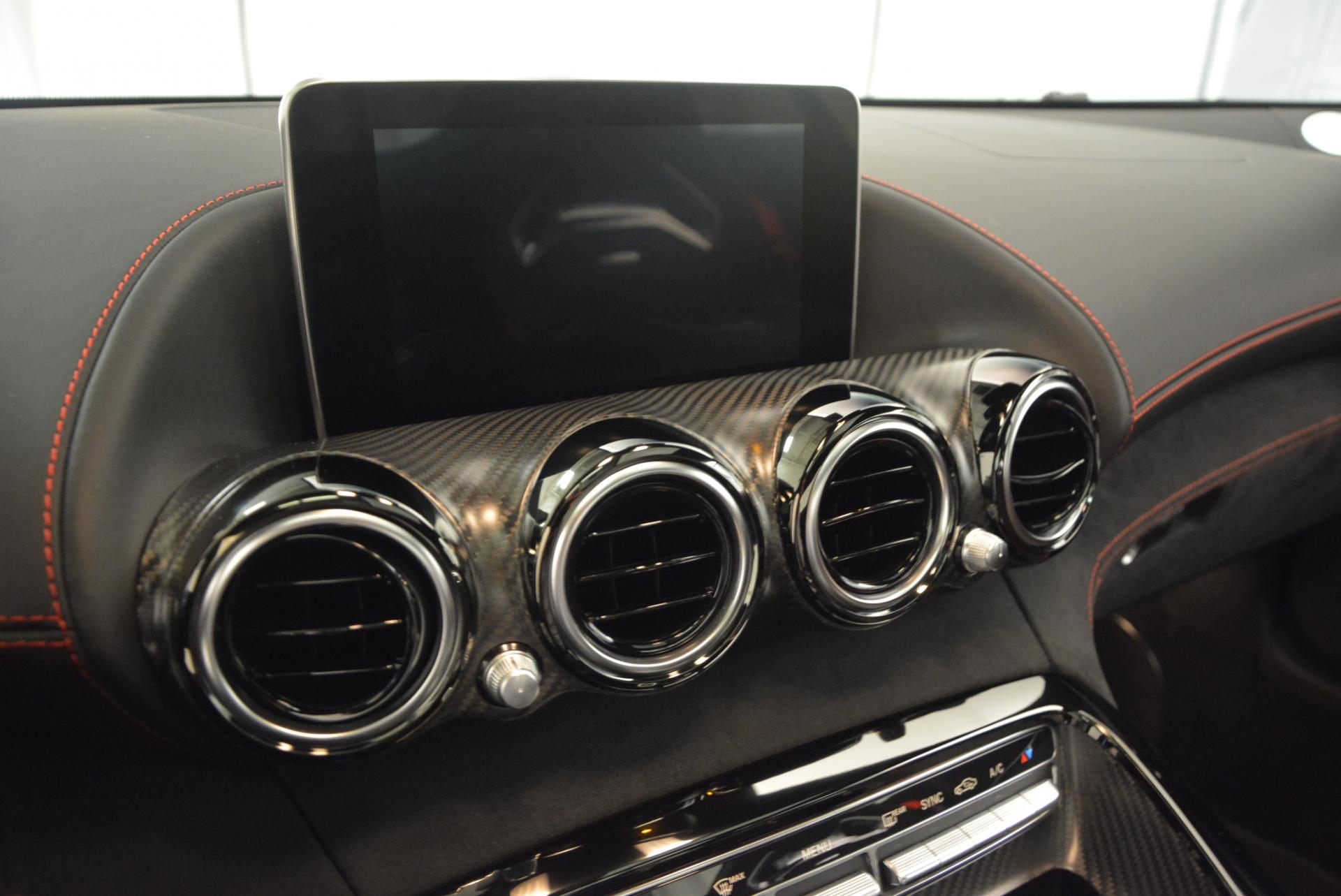 Used 2016 Mercedes Benz AMG GT S S For Sale In Westport, CT 116_p26