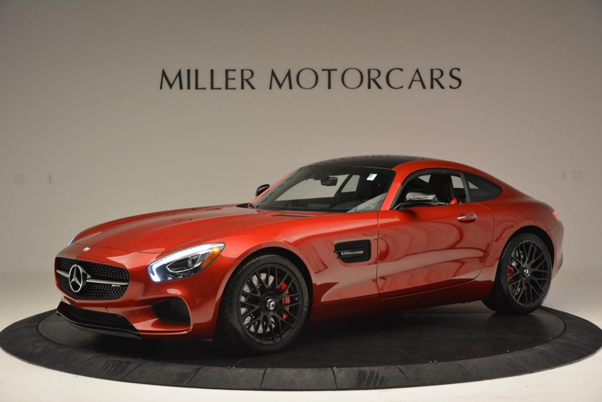 Used 2016 Mercedes Benz AMG GT S S For Sale In Westport, CT 116_p2