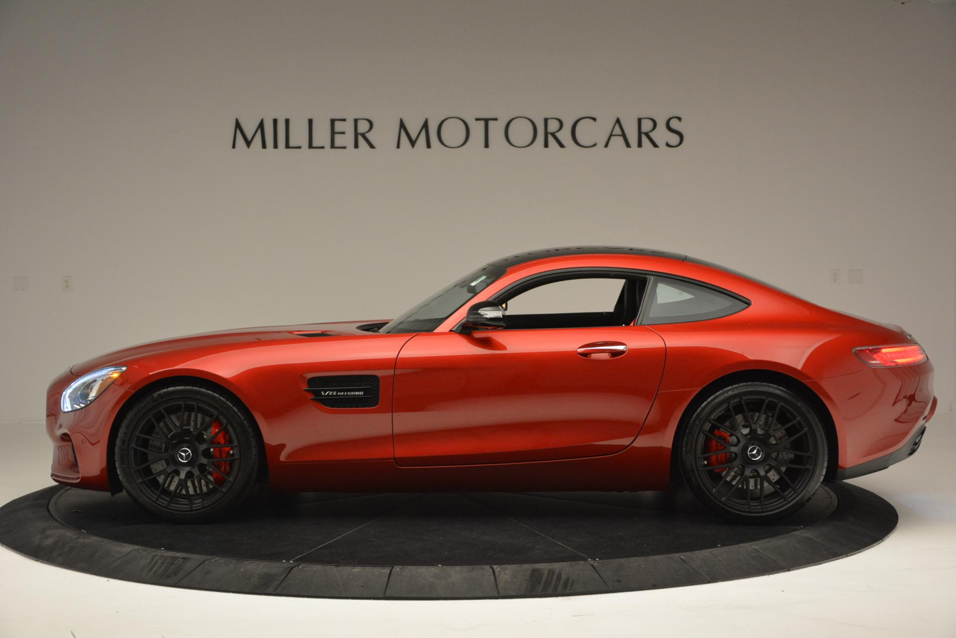 Used 2016 Mercedes Benz AMG GT S S For Sale In Westport, CT 116_p3