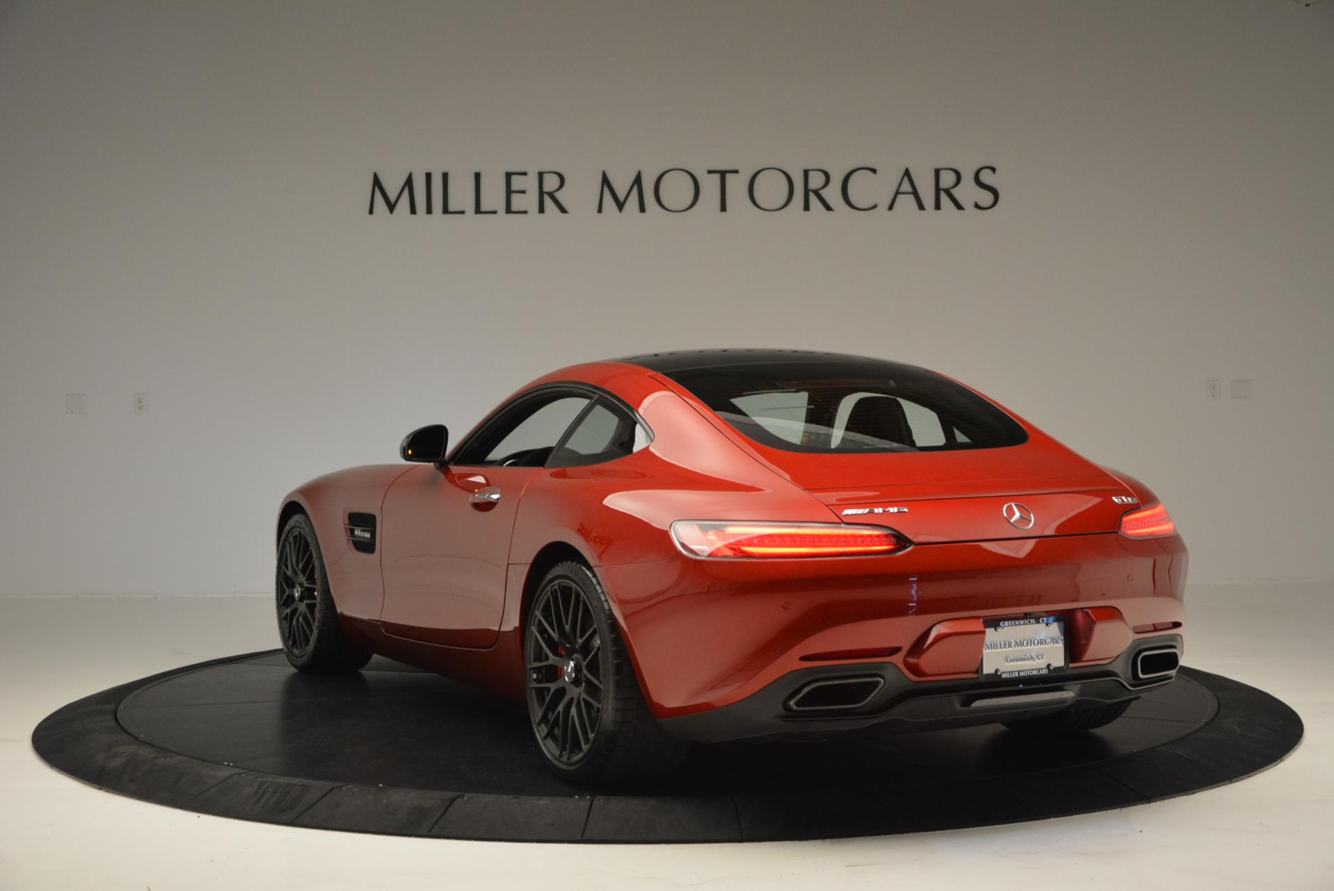 Used 2016 Mercedes Benz AMG GT S S For Sale In Westport, CT 116_p5