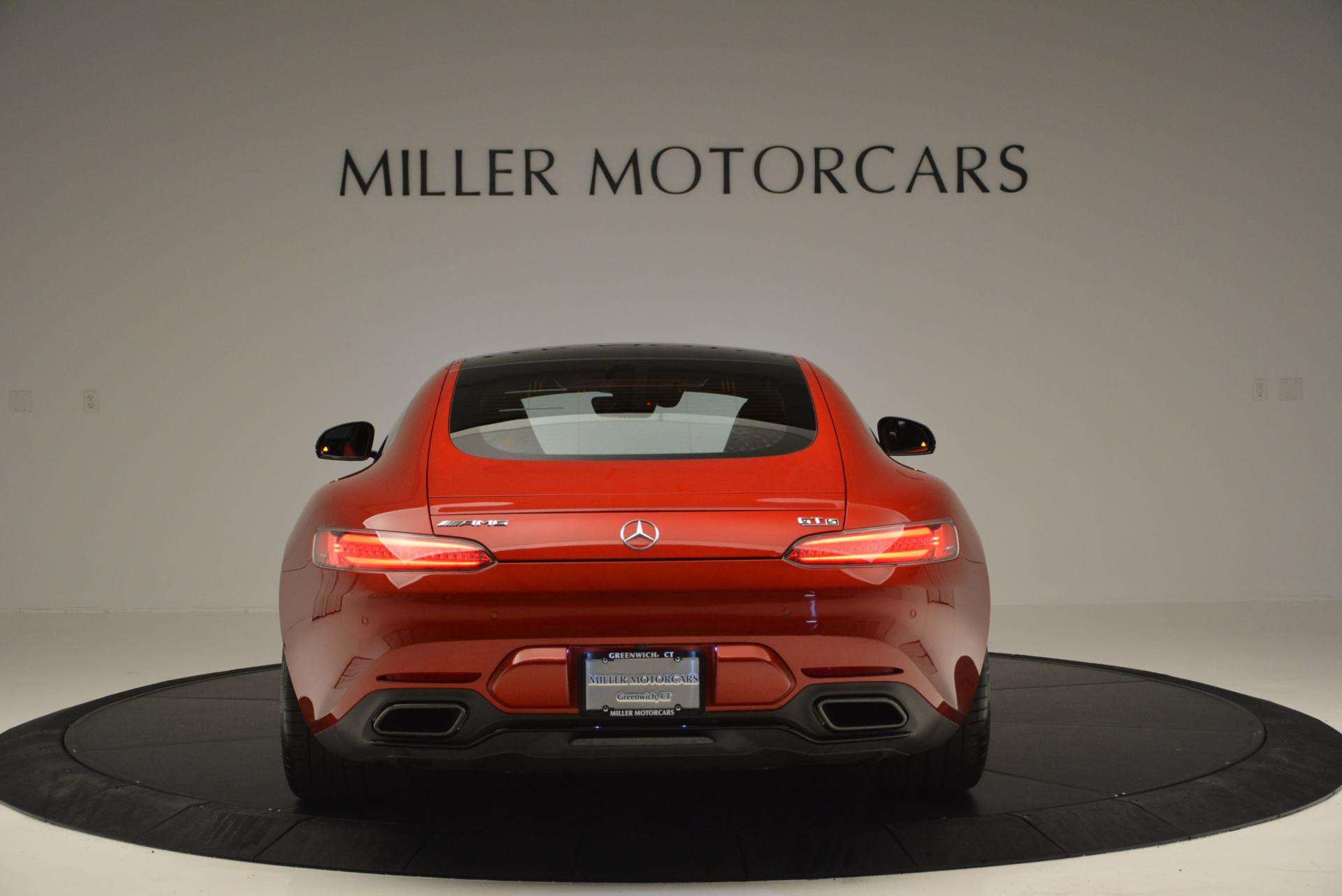 Used 2016 Mercedes Benz AMG GT S S For Sale In Westport, CT 116_p6