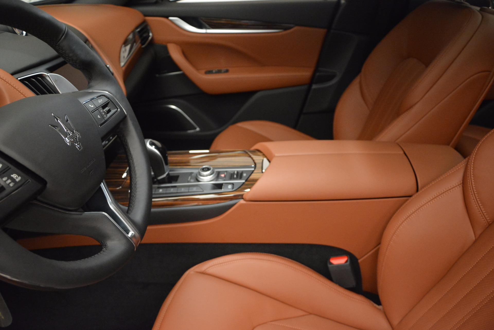 New 2017 Maserati Levante S Q4 For Sale In Westport, CT 1162_p14