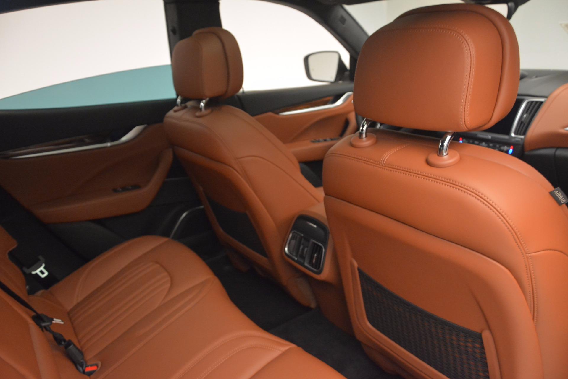 New 2017 Maserati Levante S Q4 For Sale In Westport, CT 1162_p22