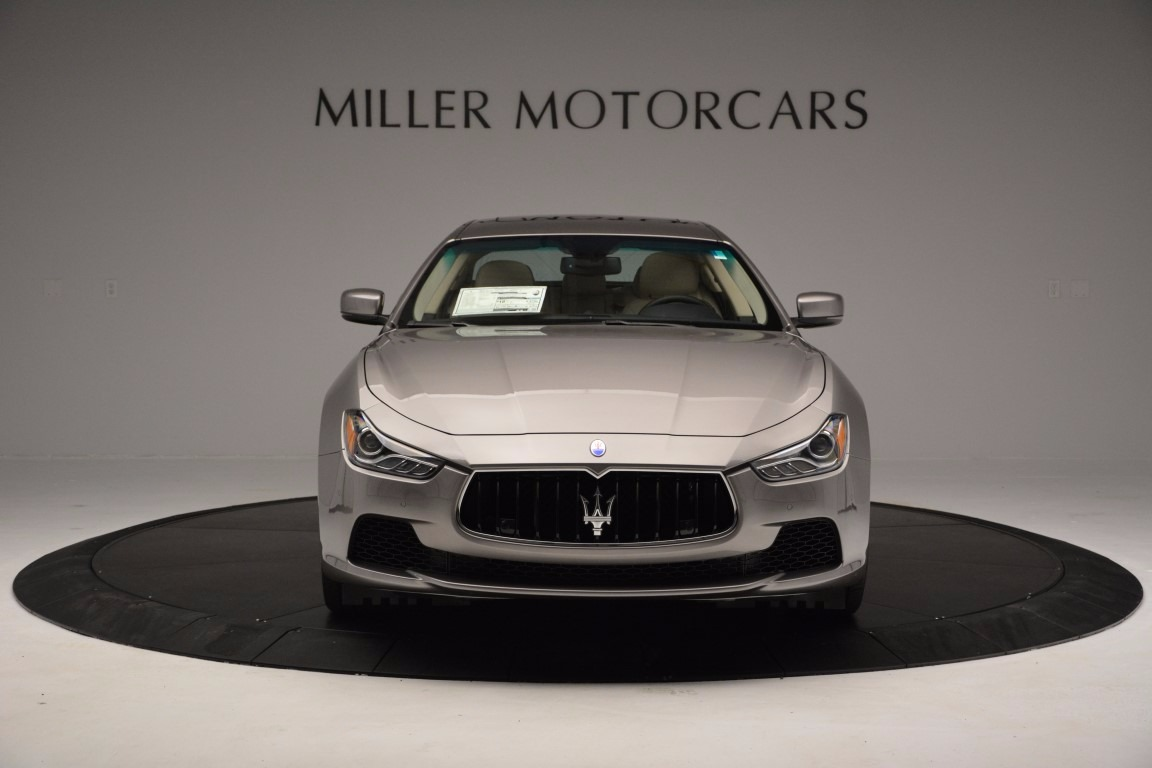 Used 2017 Maserati Ghibli S Q4 Ex-Loaner For Sale In Westport, CT 1165_p3