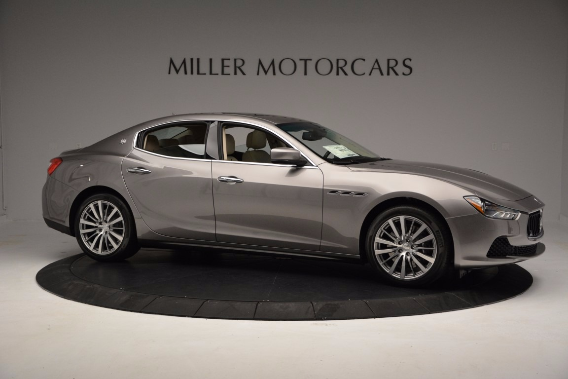 Used 2017 Maserati Ghibli S Q4 Ex-Loaner For Sale In Westport, CT 1165_p4