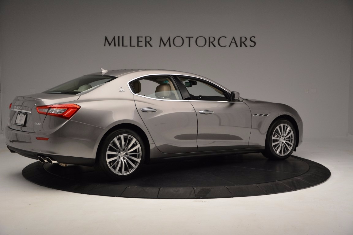 Used 2017 Maserati Ghibli S Q4 Ex-Loaner For Sale In Westport, CT 1165_p6