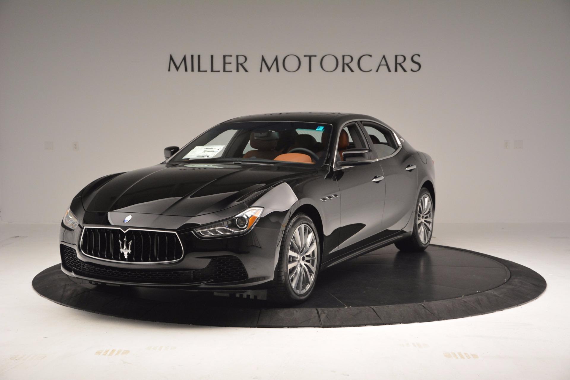 Used 2017 Maserati Ghibli SQ4 S Q4 Ex-Loaner For Sale In Westport, CT 1168_main