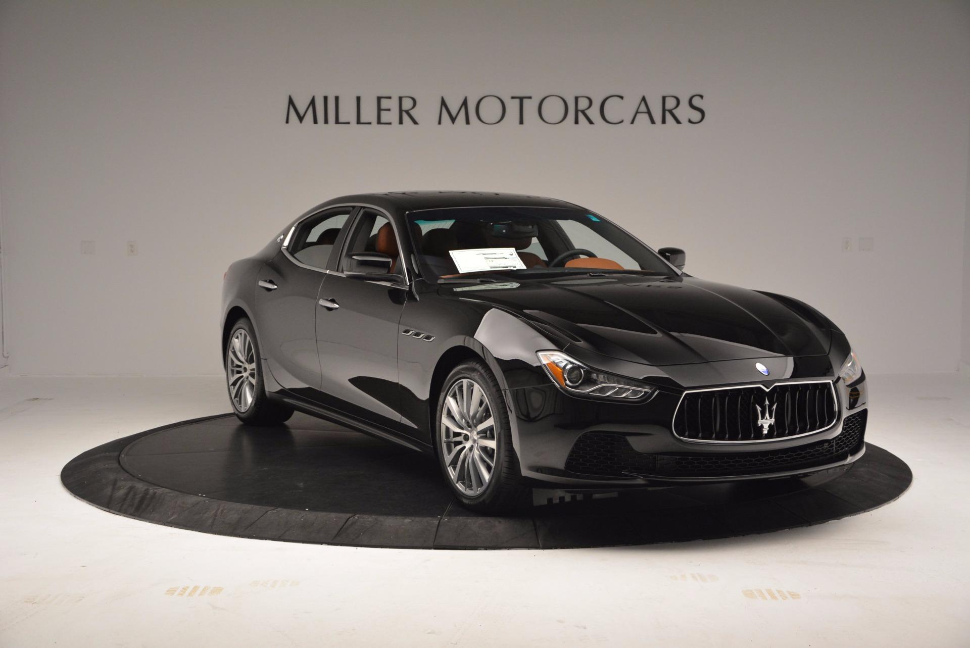 Used 2017 Maserati Ghibli SQ4 S Q4 Ex-Loaner For Sale In Westport, CT 1168_p11