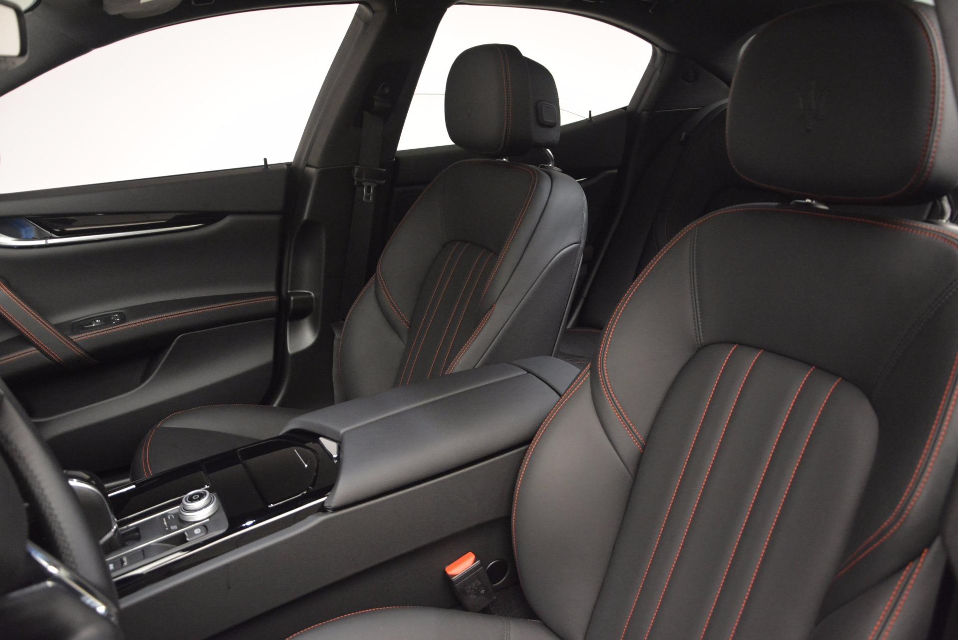Used 2017 Maserati Ghibli SQ4 S Q4 Ex-Loaner For Sale In Westport, CT 1168_p15