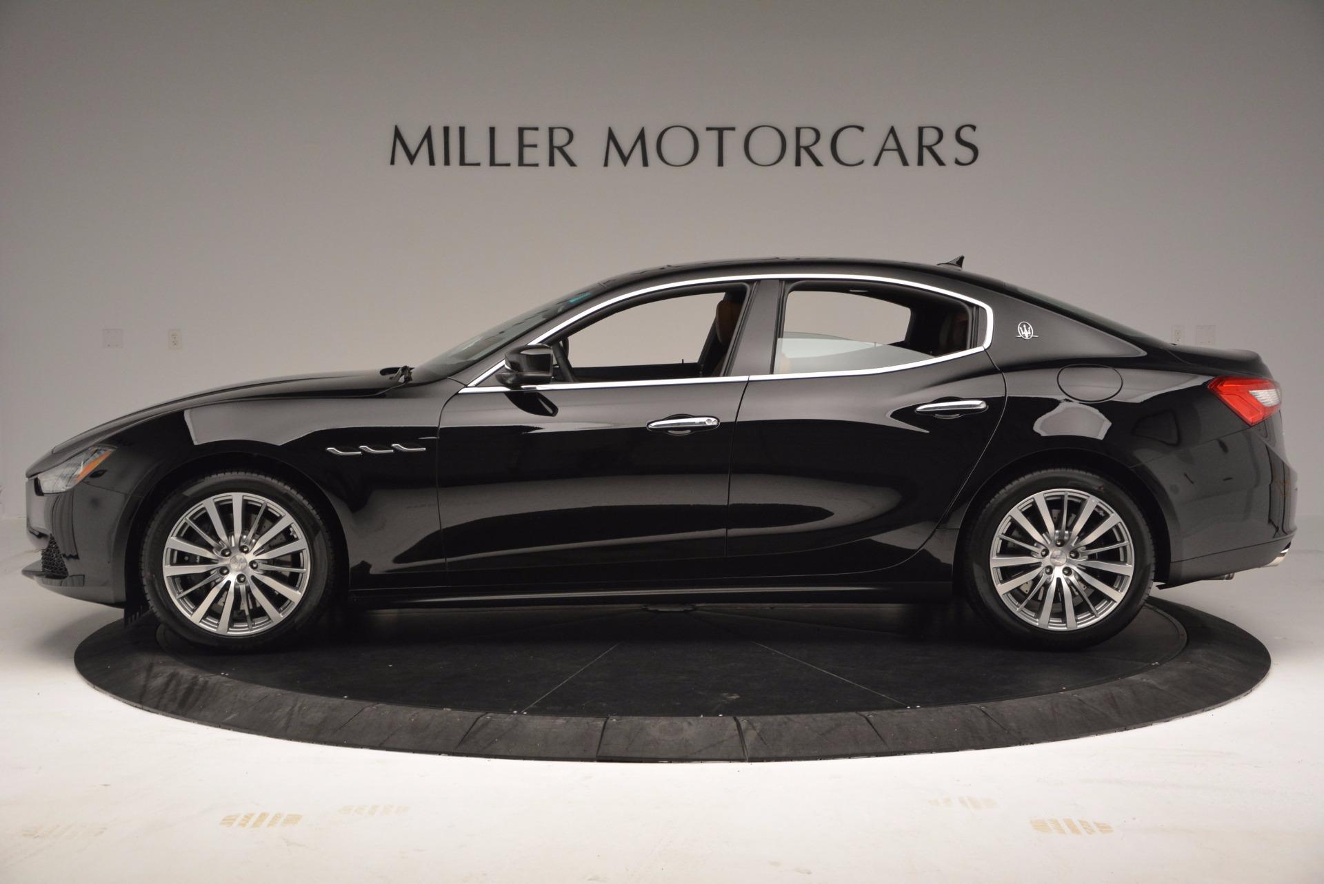 Used 2017 Maserati Ghibli SQ4 S Q4 Ex-Loaner For Sale In Westport, CT 1168_p3