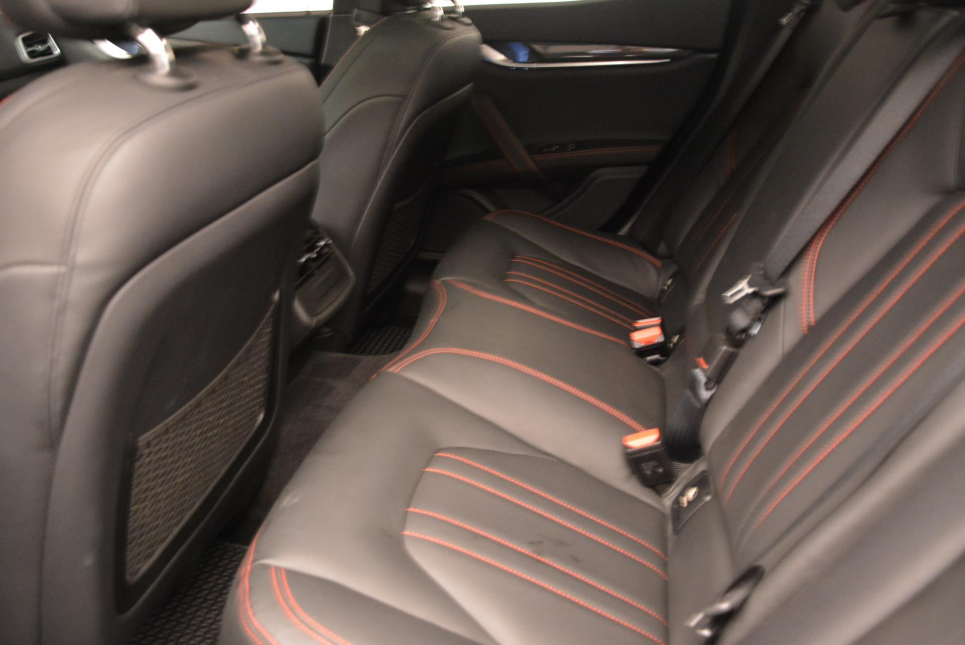 Used 2015 Maserati Ghibli S Q4 For Sale In Westport, CT 117_p16