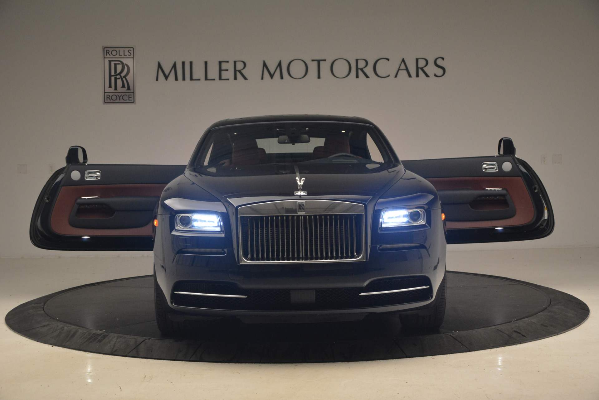 Used 2016 Rolls-Royce Wraith  For Sale In Westport, CT 1170_p13