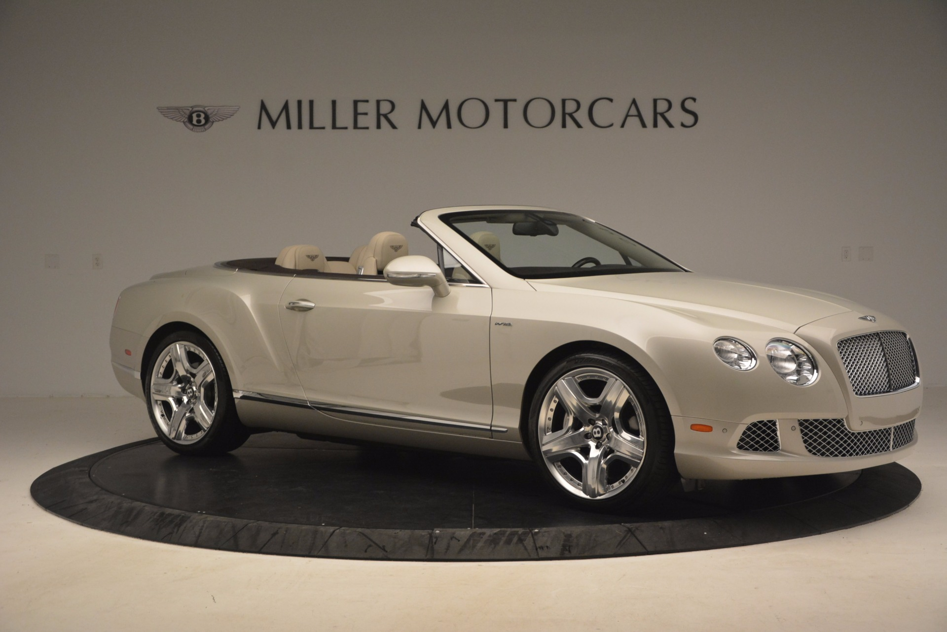 Used 2013 Bentley Continental GT  For Sale In Westport, CT 1172_p10
