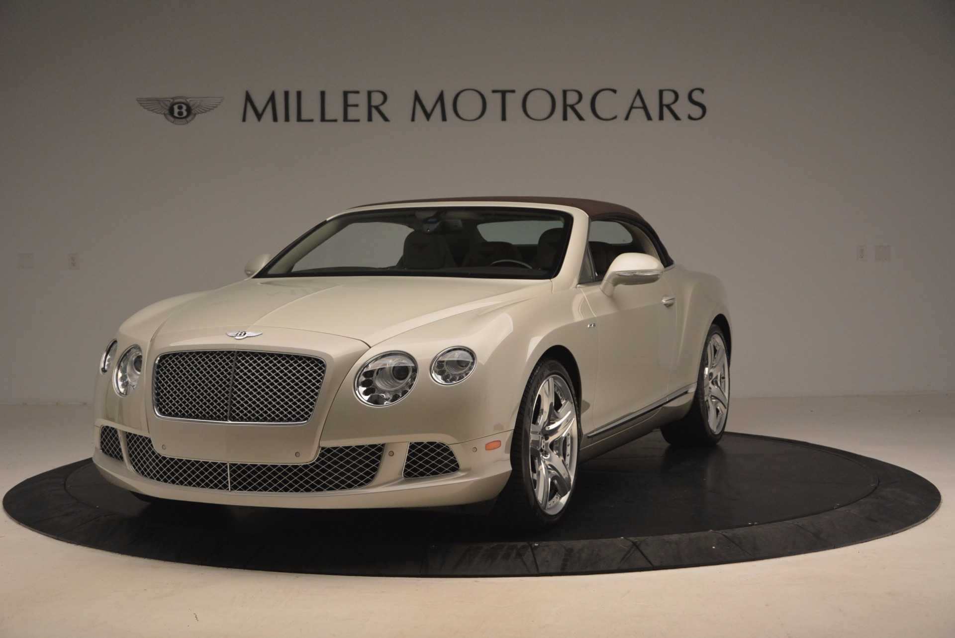 Used 2013 Bentley Continental GT  For Sale In Westport, CT 1172_p13