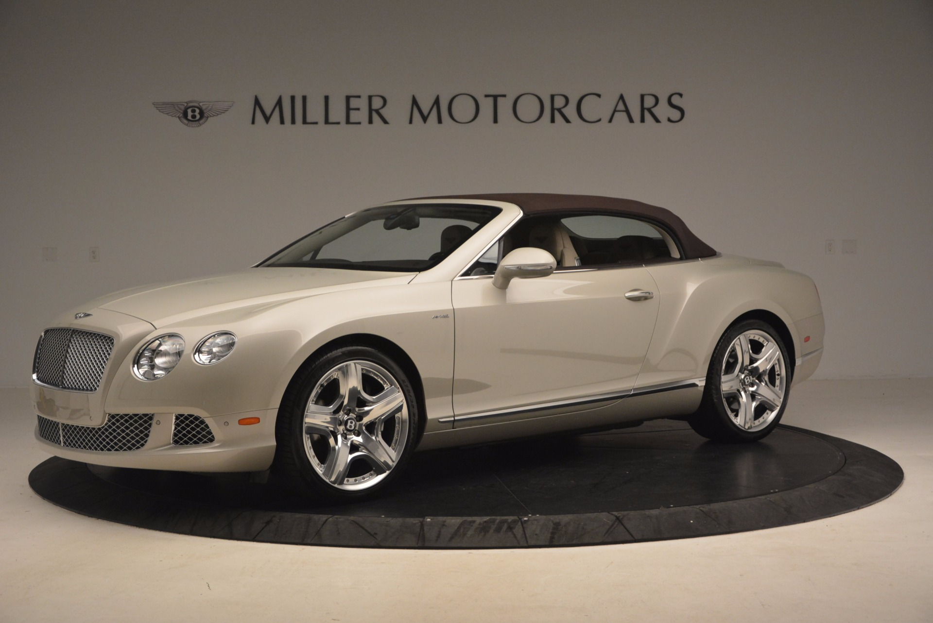 Used 2013 Bentley Continental GT  For Sale In Westport, CT 1172_p14