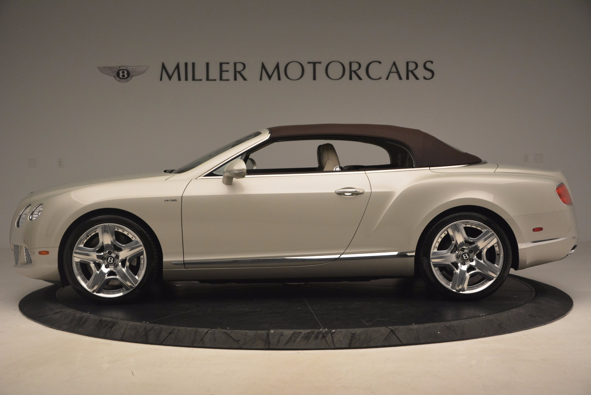 Used 2013 Bentley Continental GT  For Sale In Westport, CT 1172_p15