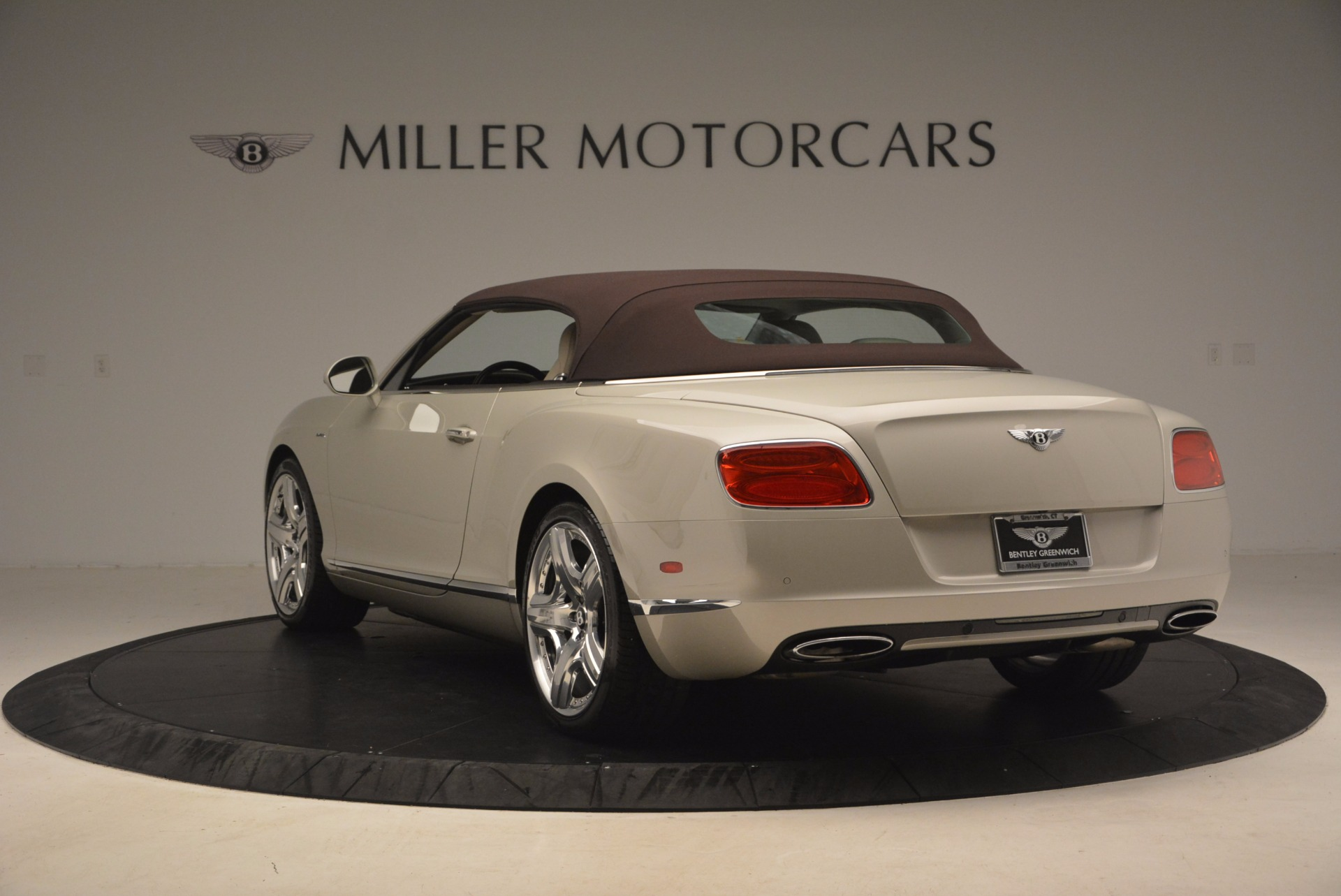 Used 2013 Bentley Continental GT  For Sale In Westport, CT 1172_p17