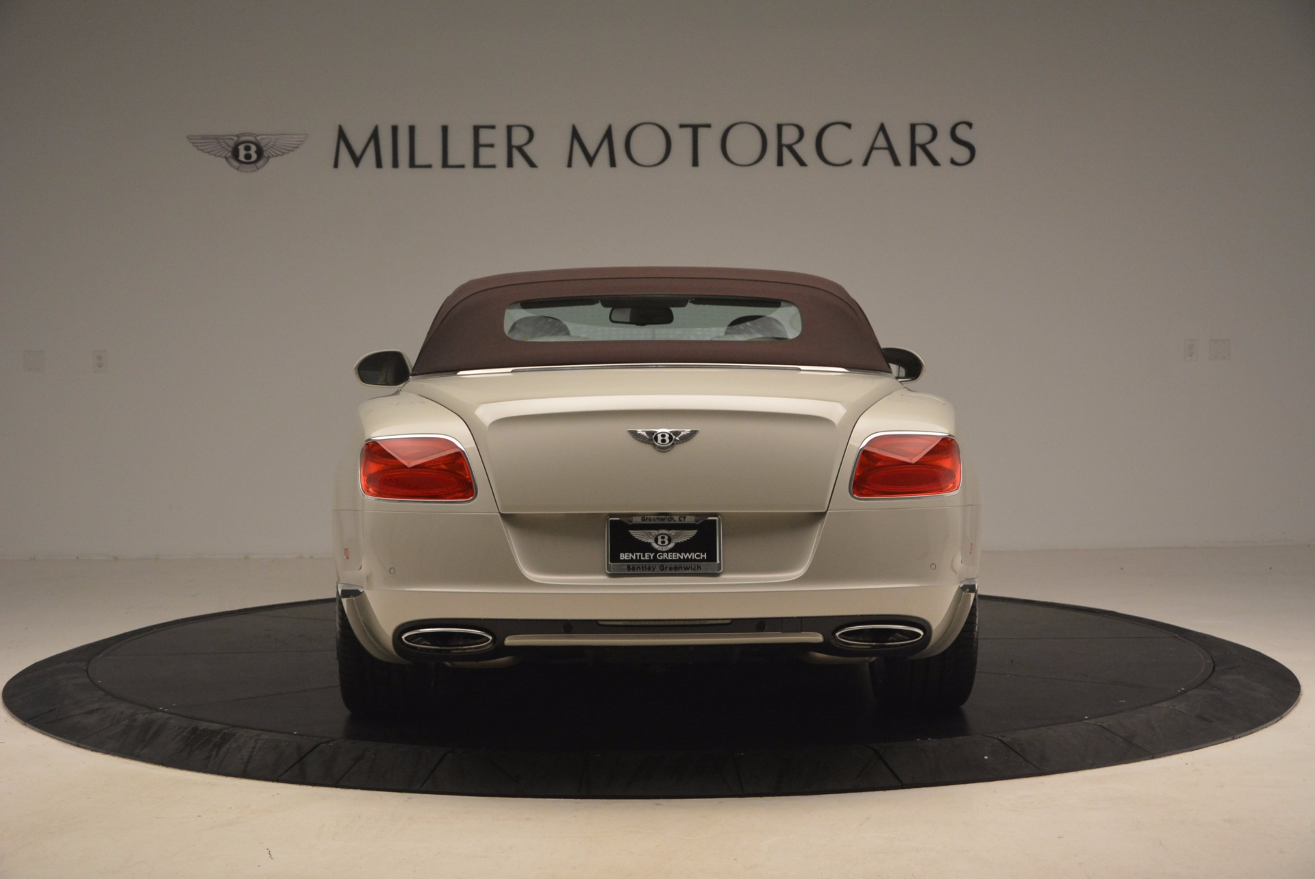 Used 2013 Bentley Continental GT  For Sale In Westport, CT 1172_p18