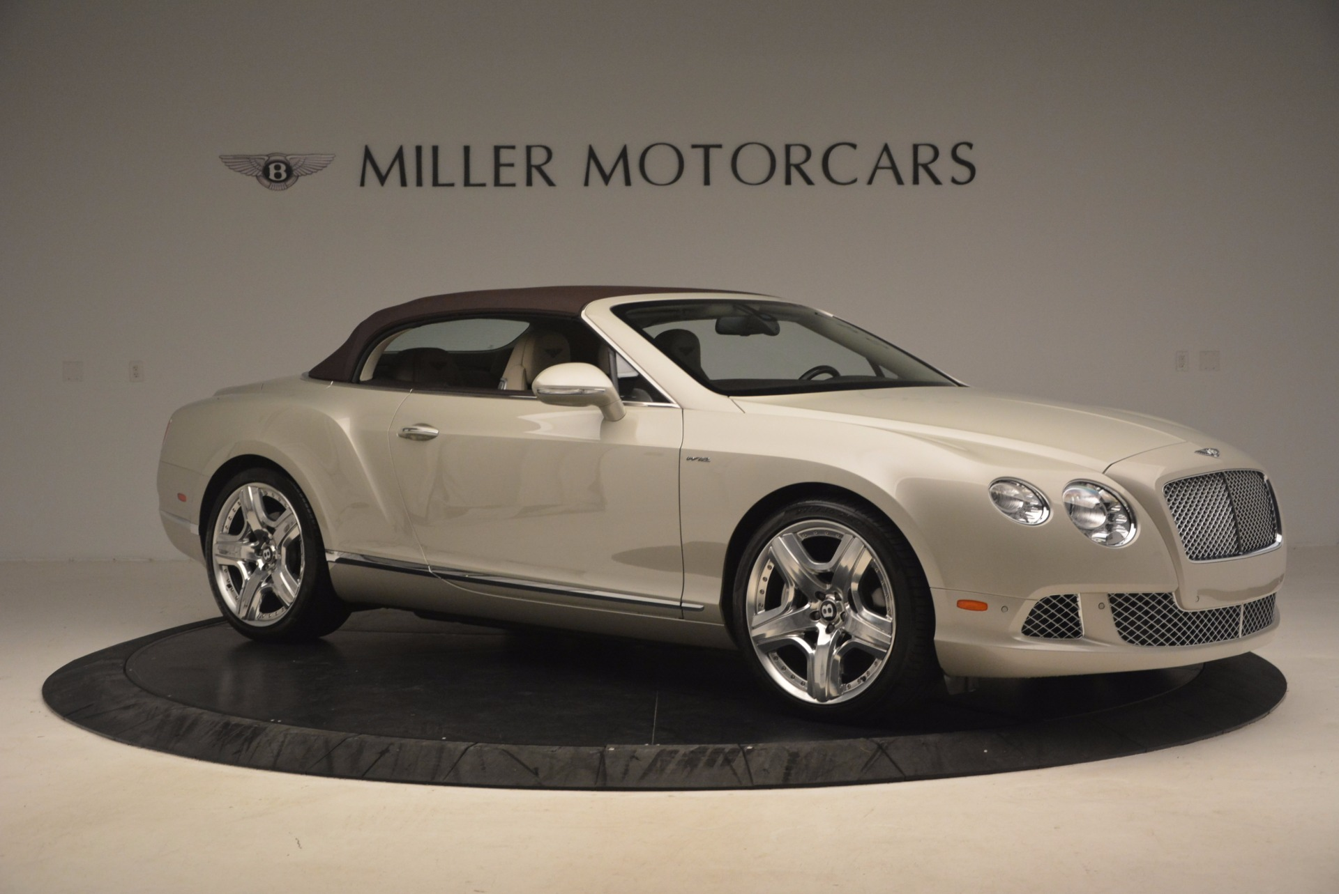Used 2013 Bentley Continental GT  For Sale In Westport, CT 1172_p22