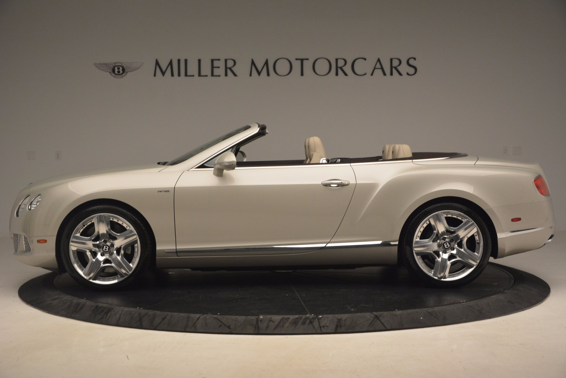 Used 2013 Bentley Continental GT  For Sale In Westport, CT 1172_p3