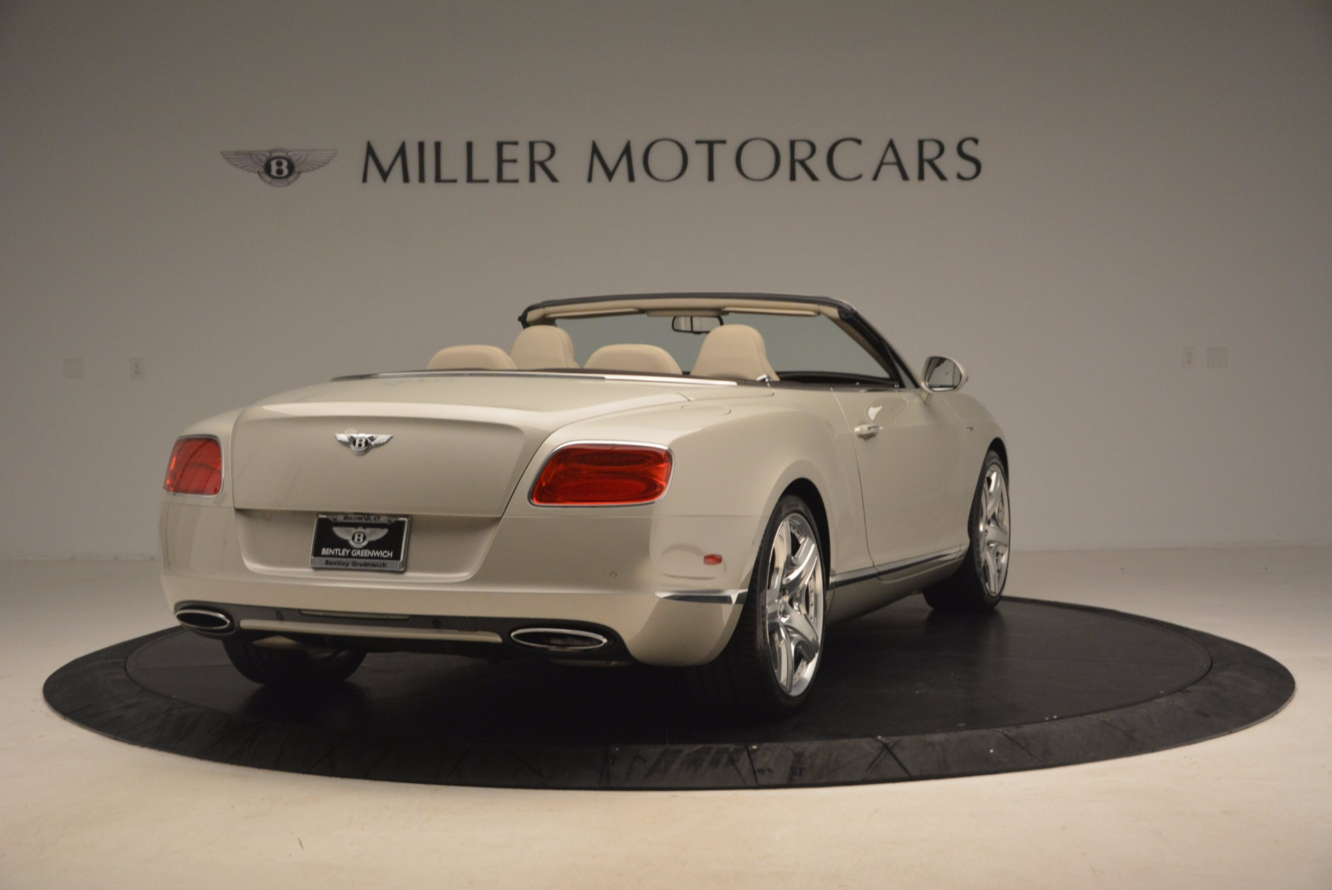 Used 2013 Bentley Continental GT  For Sale In Westport, CT 1172_p7