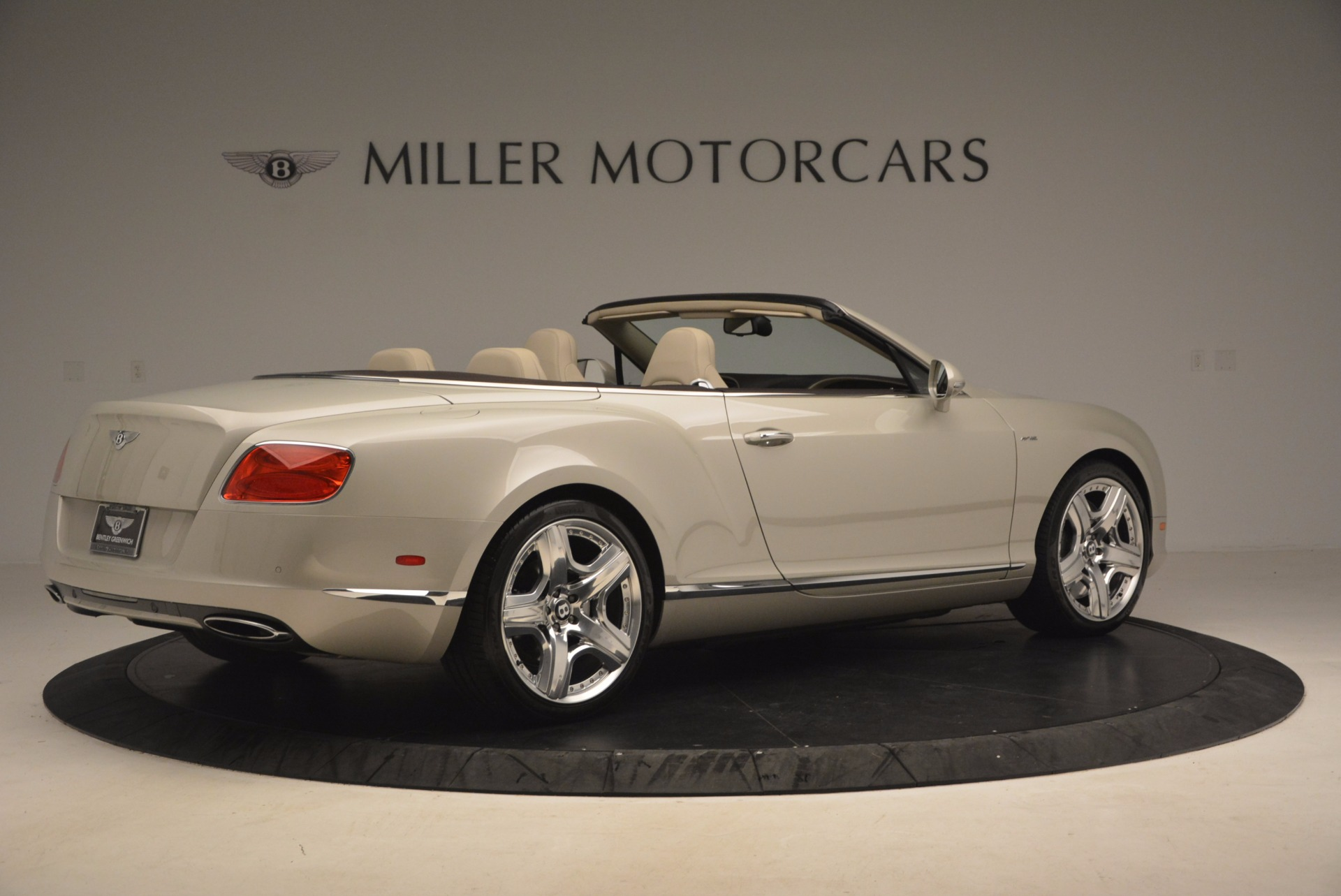 Used 2013 Bentley Continental GT  For Sale In Westport, CT 1172_p8