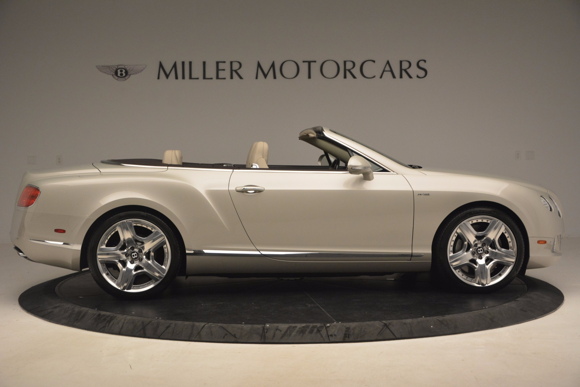 Used 2013 Bentley Continental GT  For Sale In Westport, CT 1172_p9