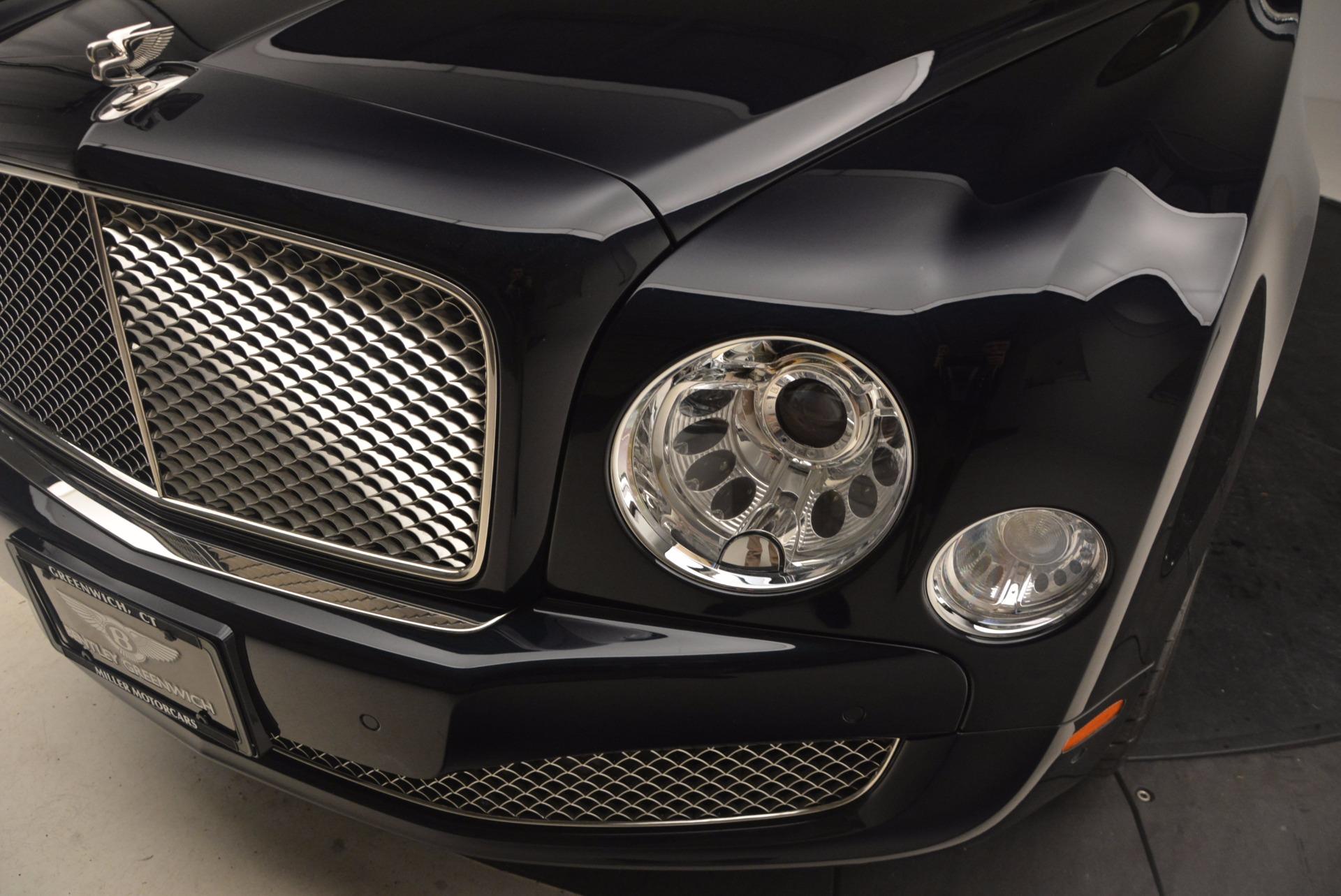 Used 2016 Bentley Mulsanne  For Sale In Westport, CT 1173_p14