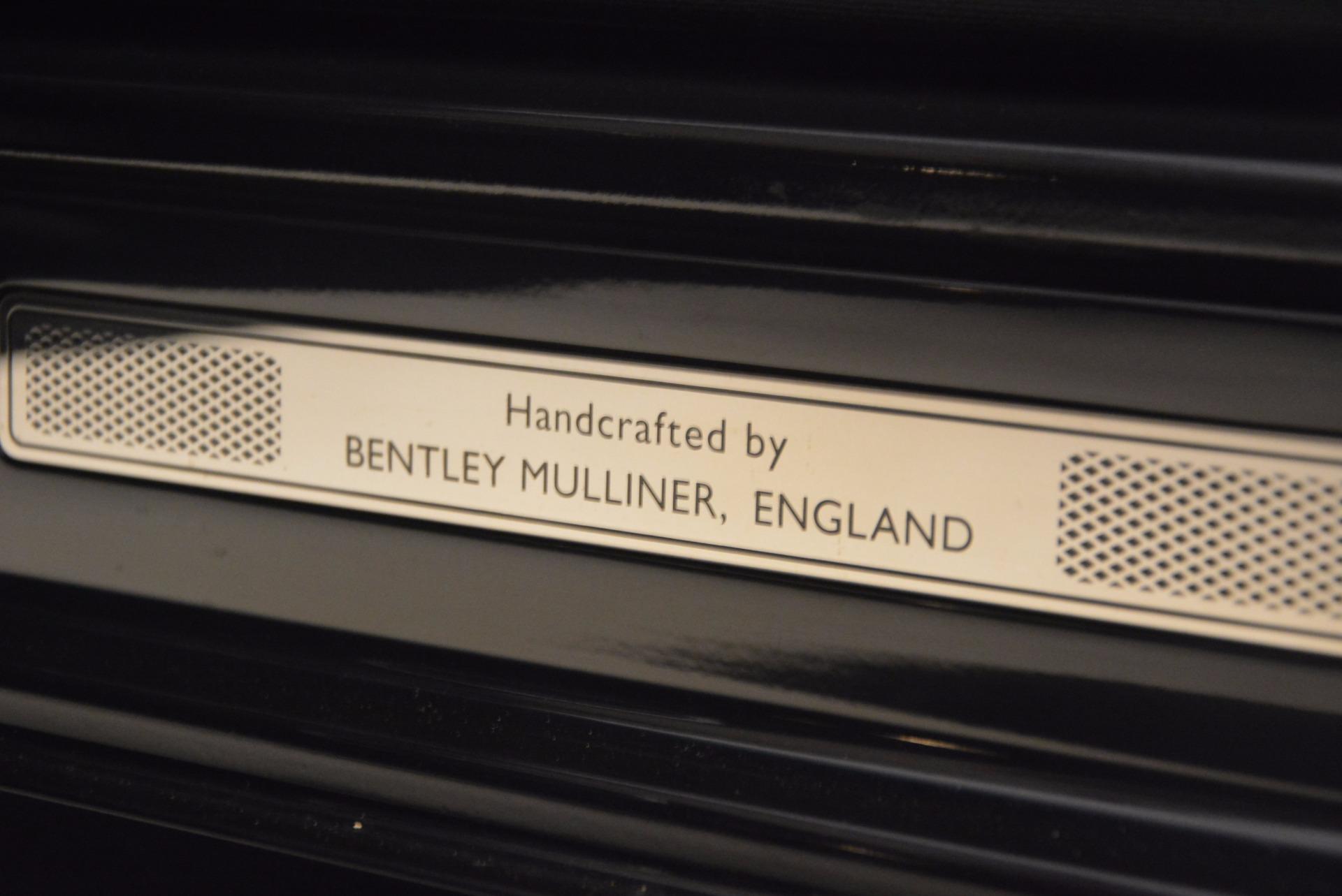 Used 2016 Bentley Mulsanne  For Sale In Westport, CT 1173_p28