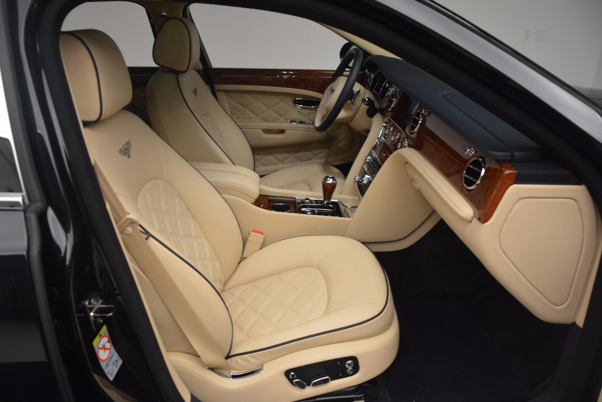 Used 2016 Bentley Mulsanne  For Sale In Westport, CT 1173_p37